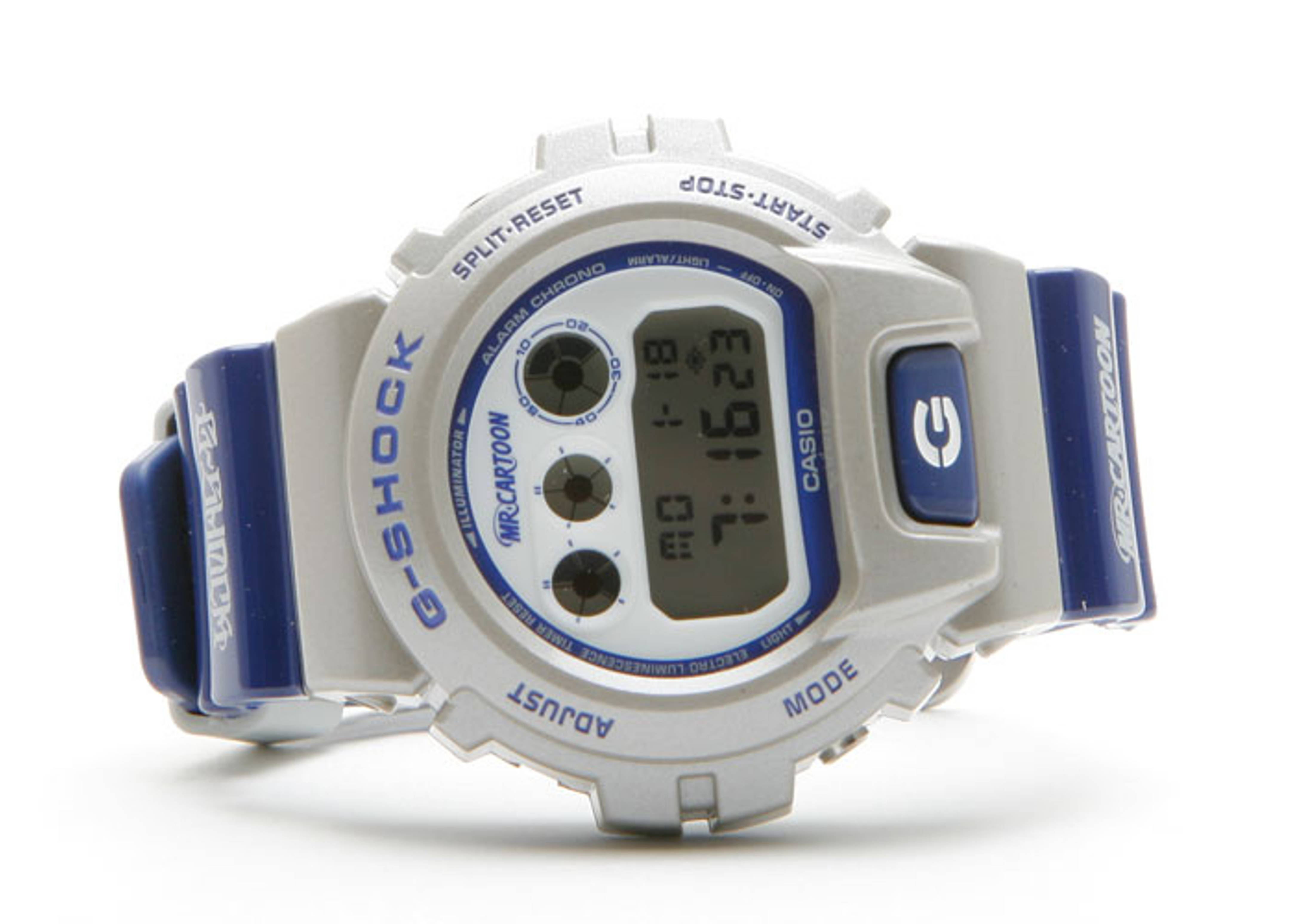 "g-shock dw6900mrc8 ""mister cartoon"""