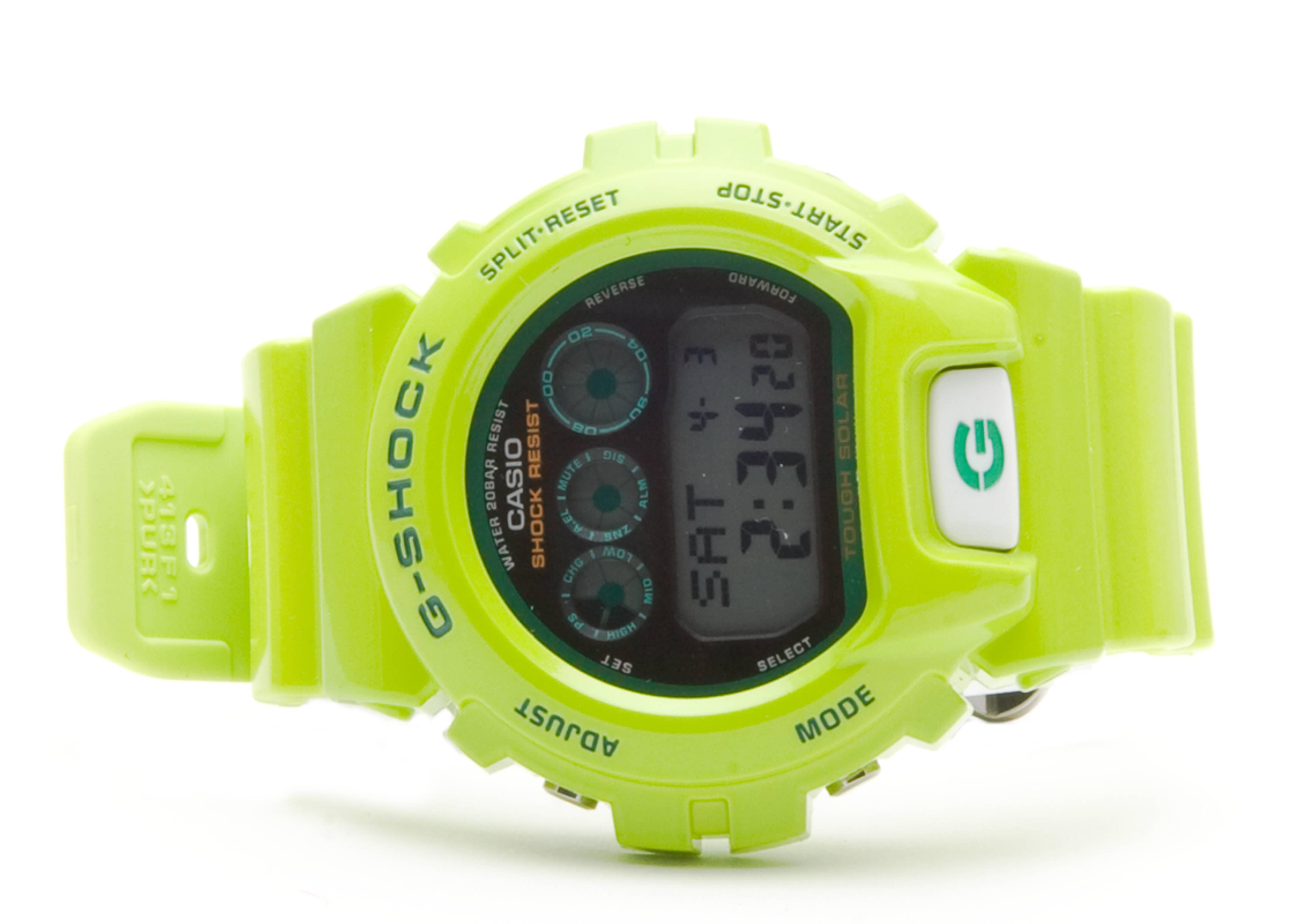 G Shock Green Casio Gshock Original Gd 100ms 3er Limited Colorway G6900