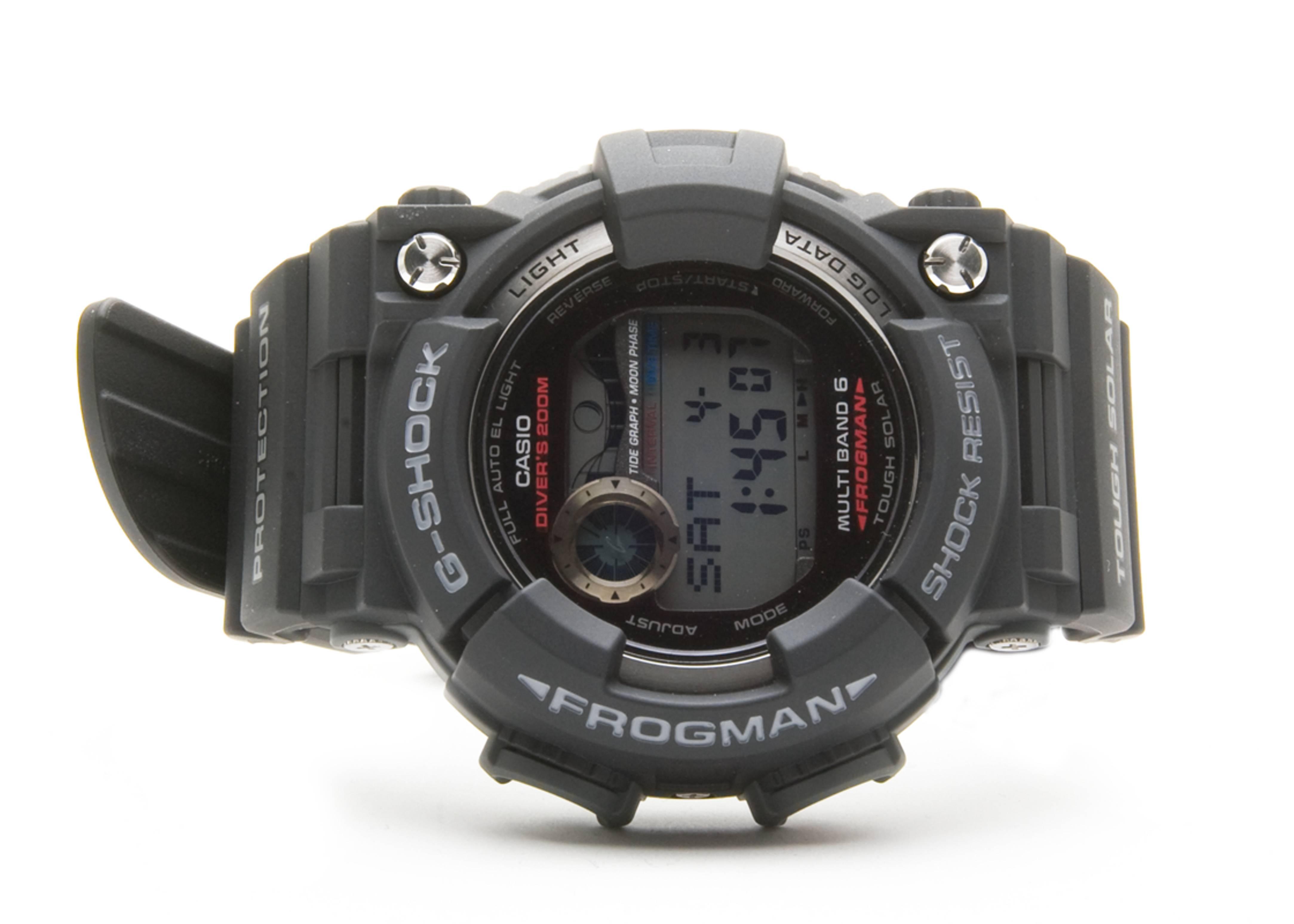 """g-shock gwf10001 """"frogman"""""""
