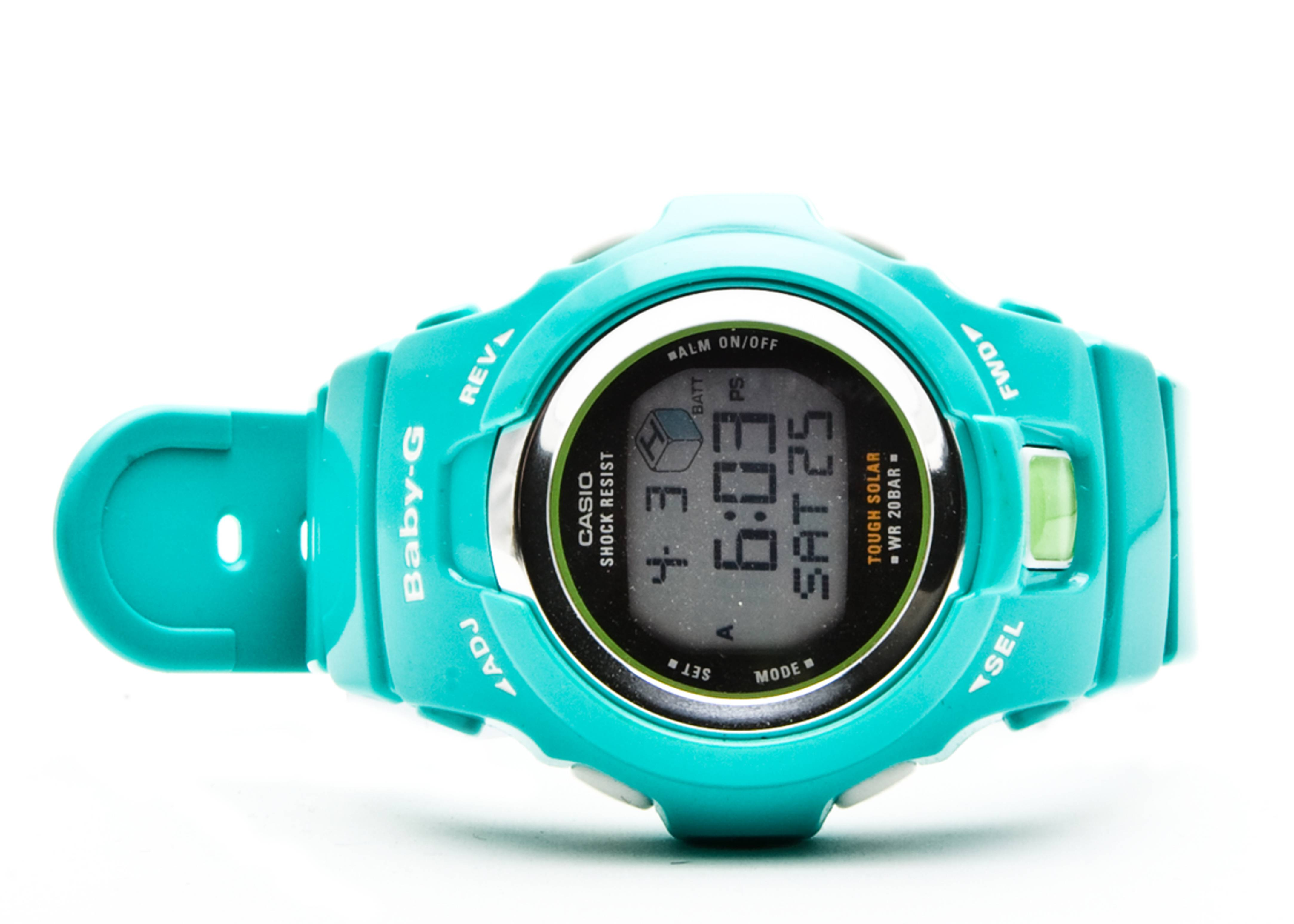 "baby g-shock bgr300 ""green collection"""