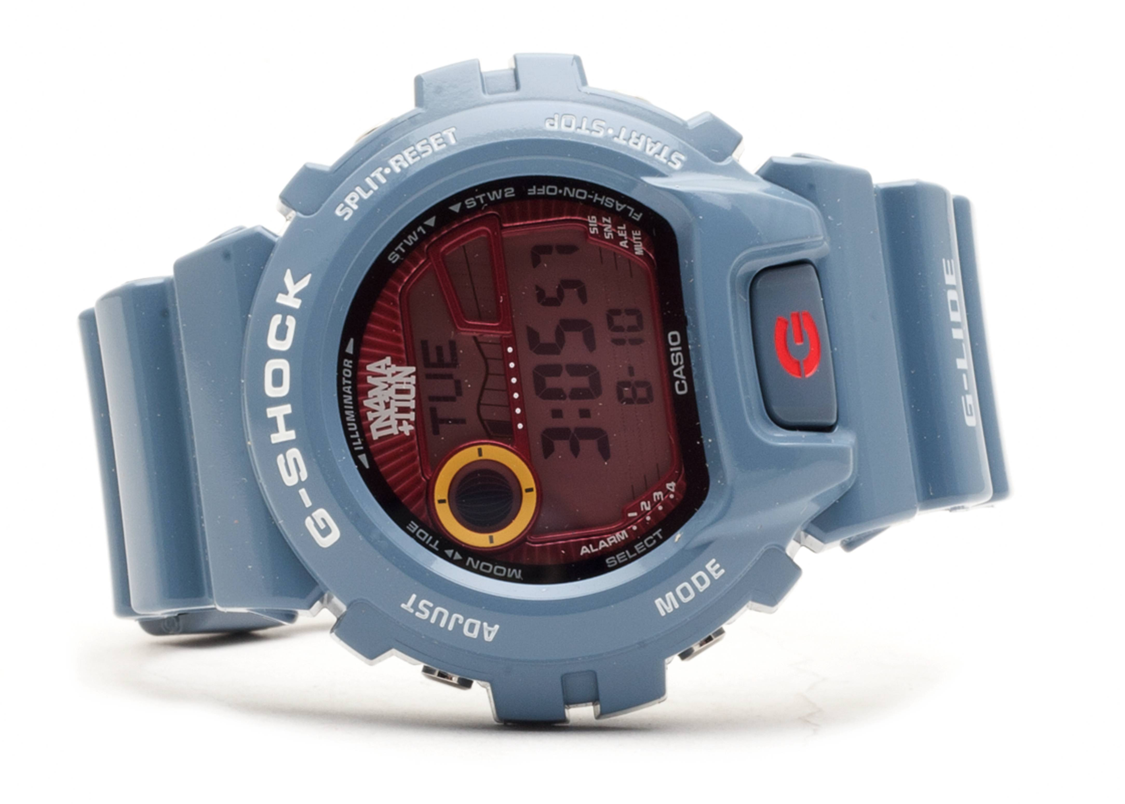 "g-shock glx6900 ""in4mation"""