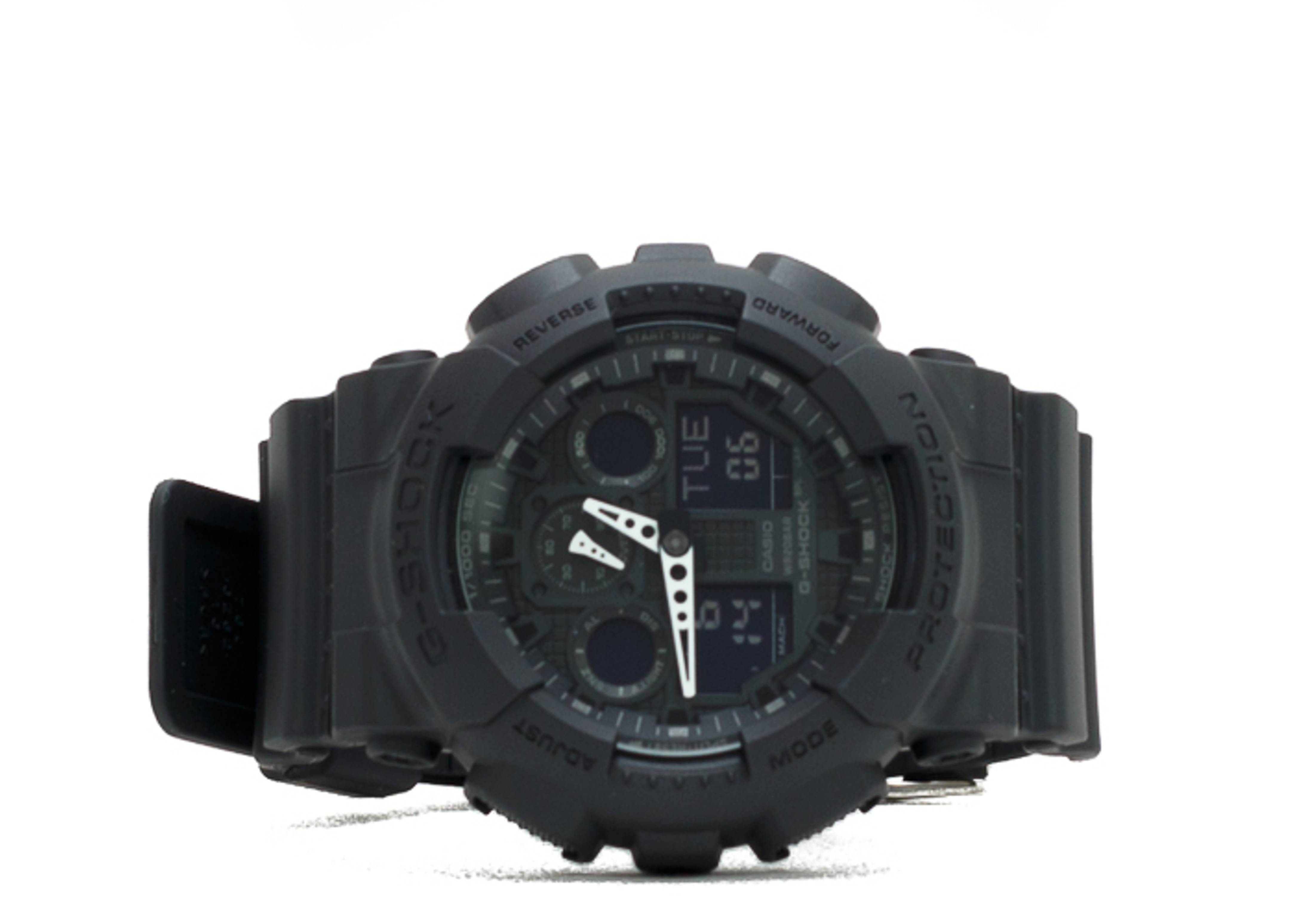"g-shock ga1001 ""big combi military series"""