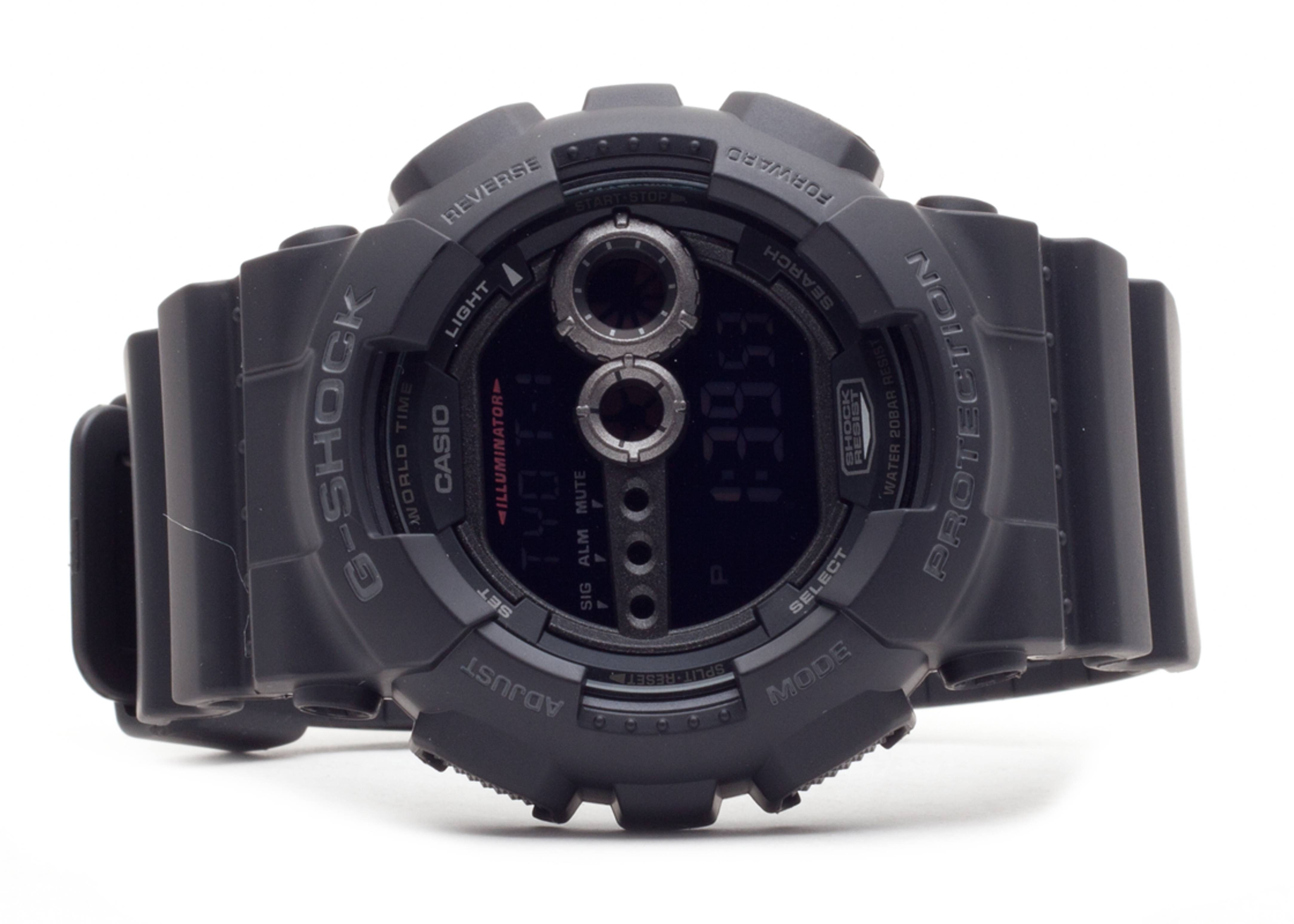 "g-shock gd1001bcr ""x-large digital military series"""