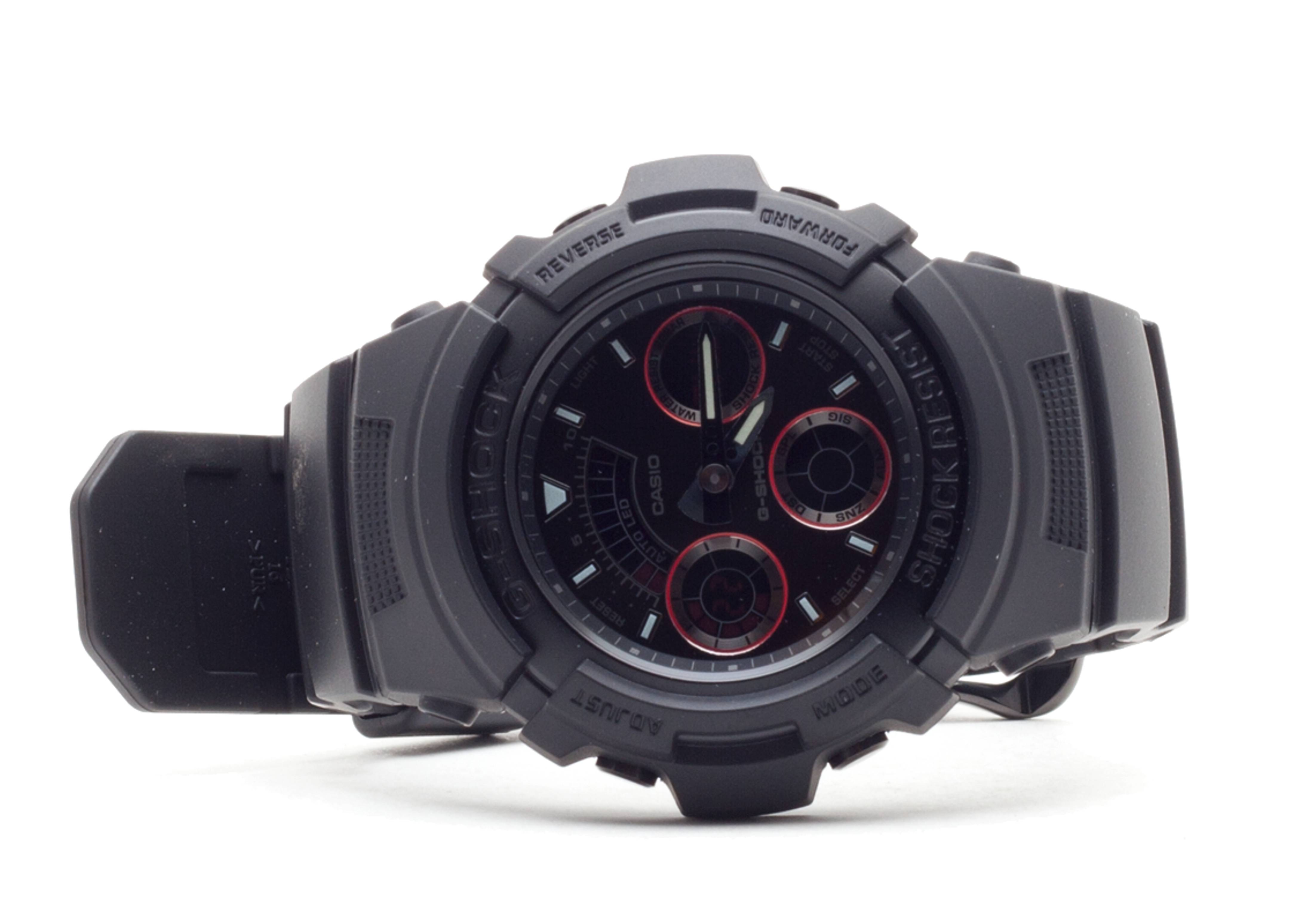 "g-shock aw591ml1acr ""military series"""