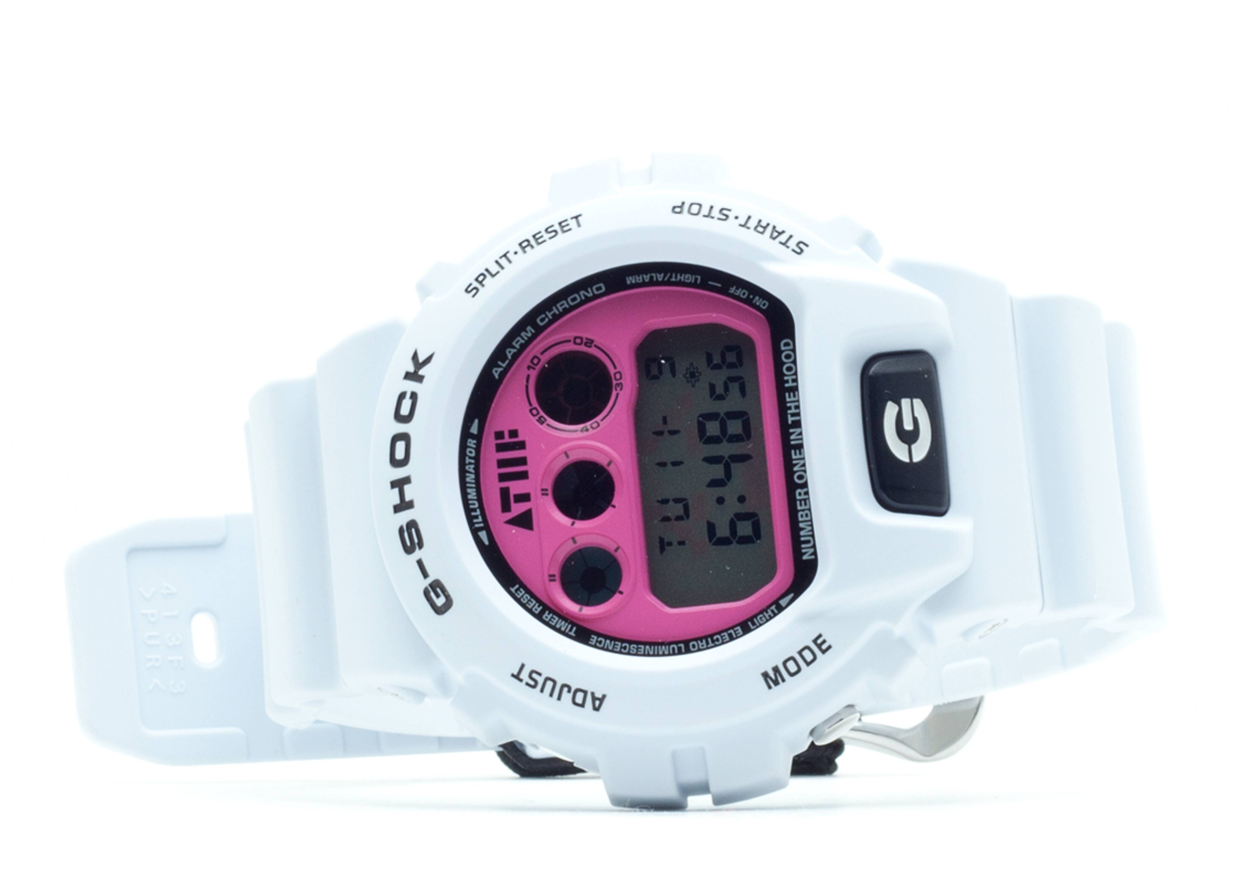 "g-shock dw6900as8cs ""aqua teen hunger force"""