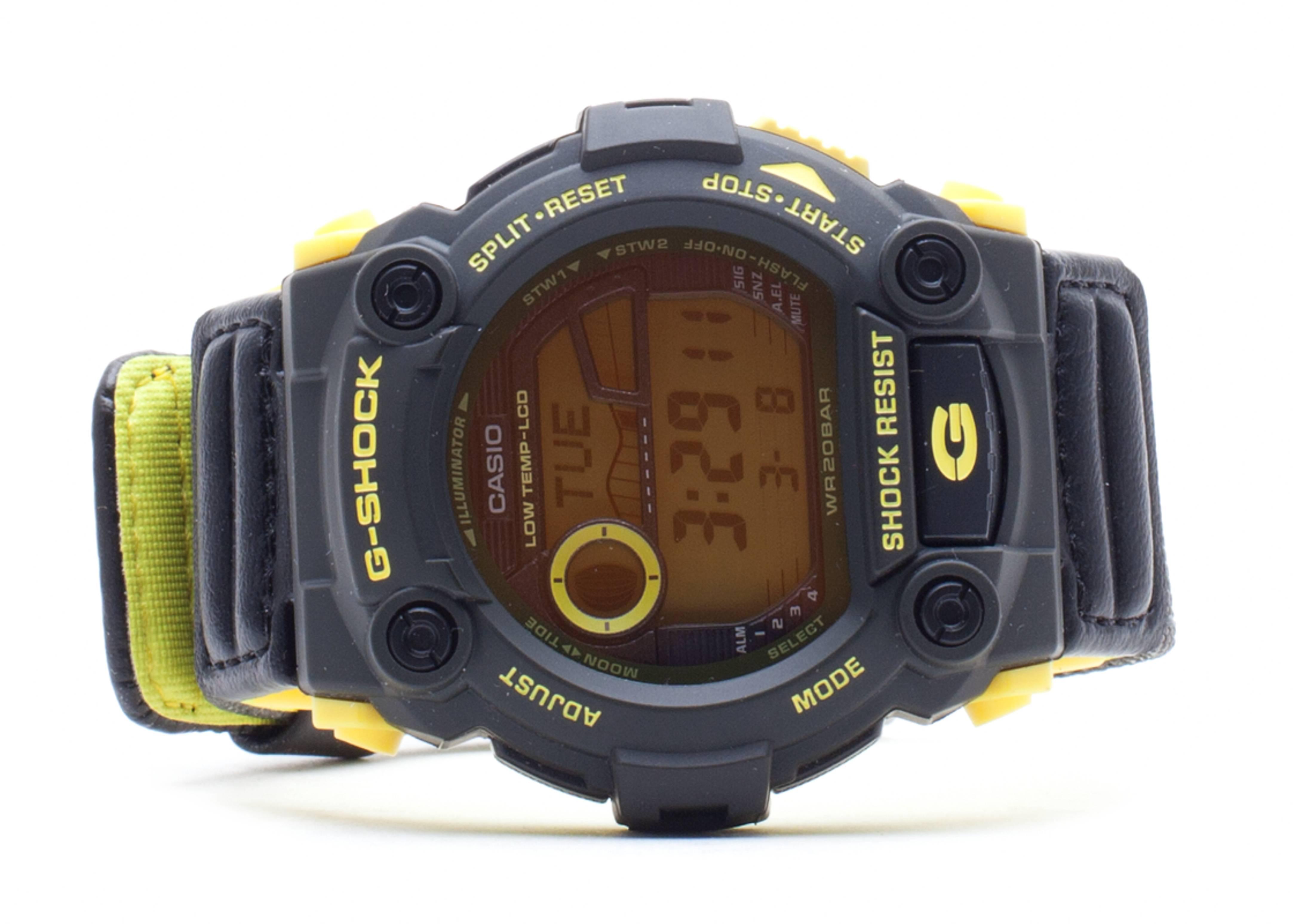 "g-shock g7900ms3cr ""ballistic nylon"""