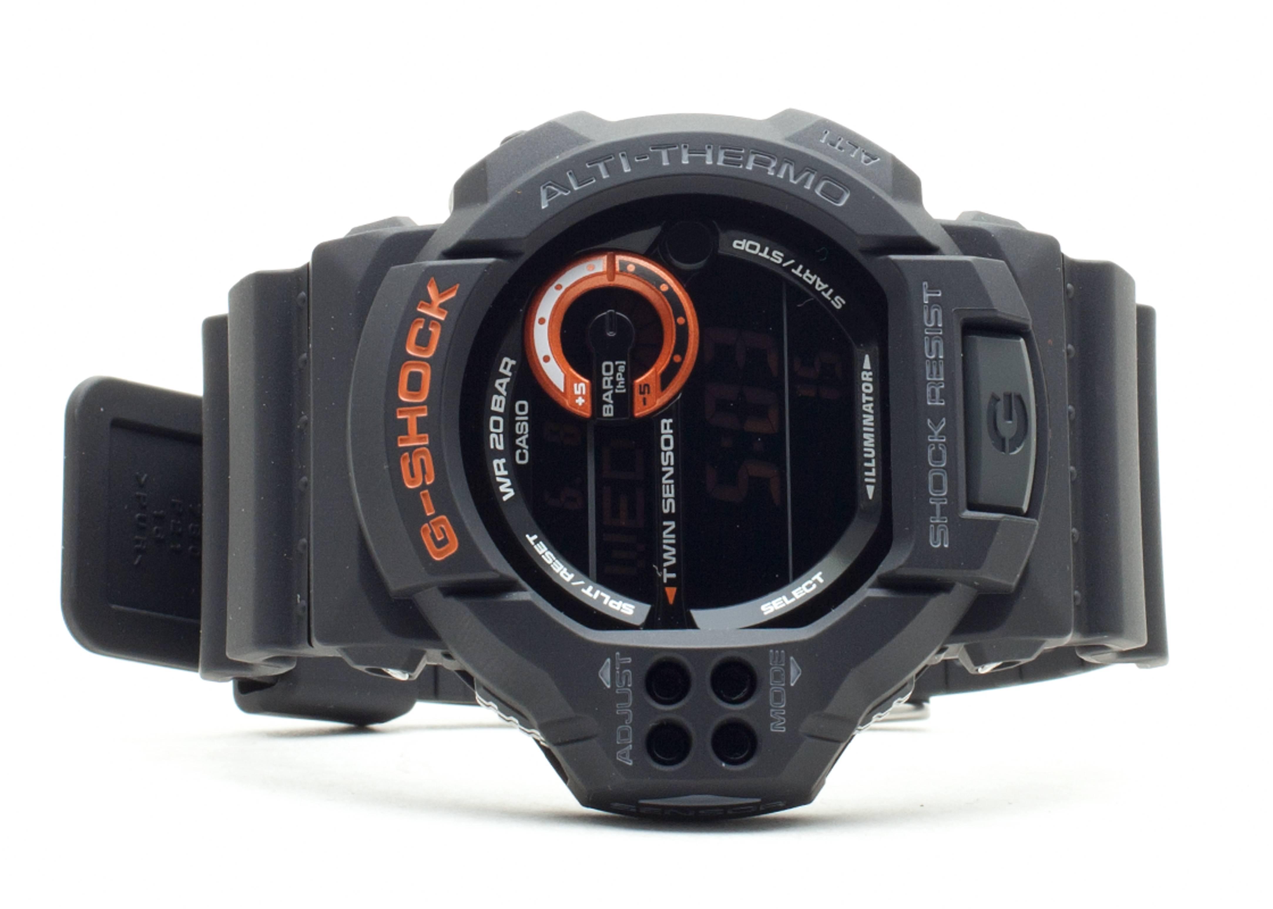 "g-shock gdf1001 ""twin sensor"""