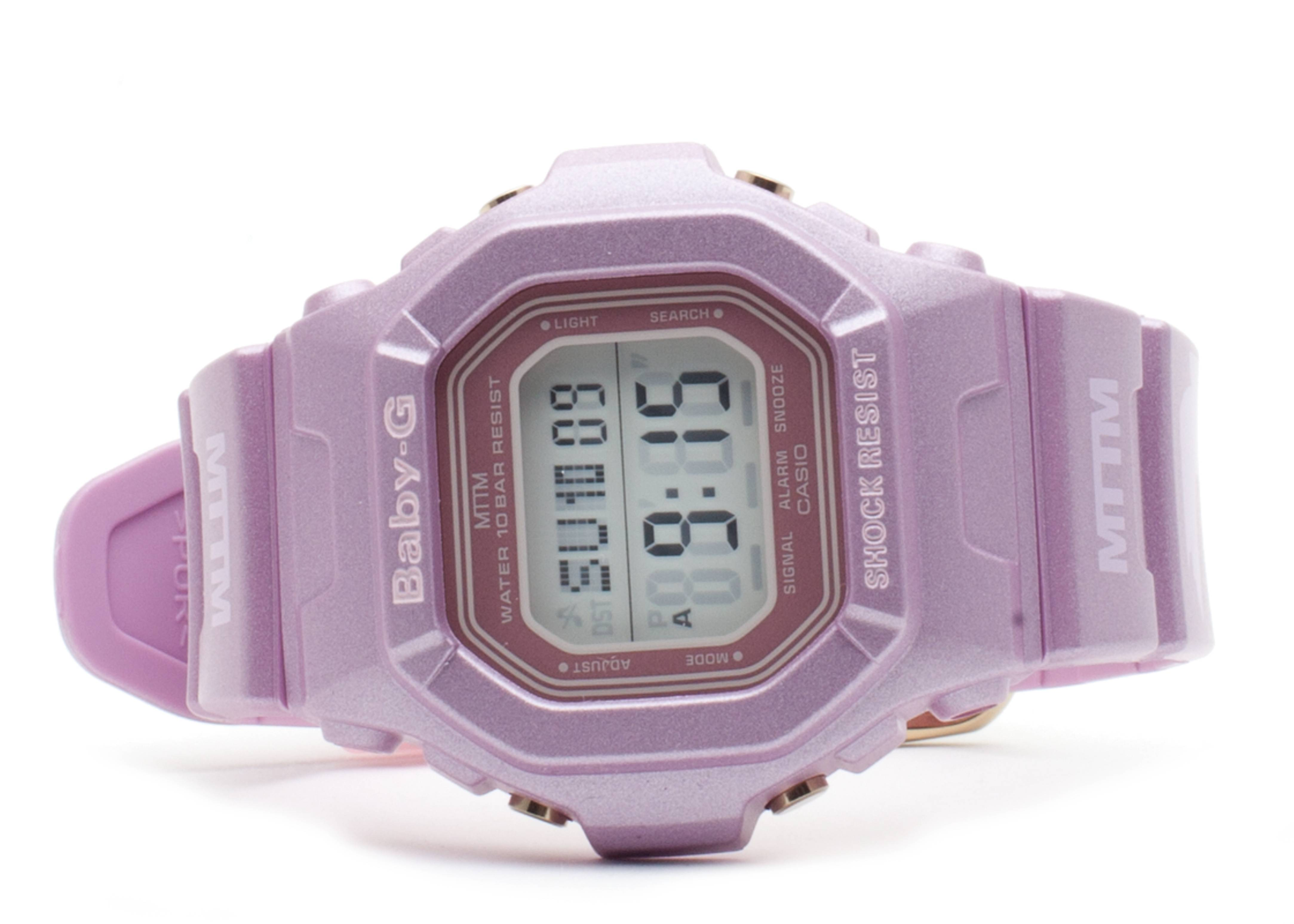 "g-shock bg5600mob4cr ""married to the mob"""