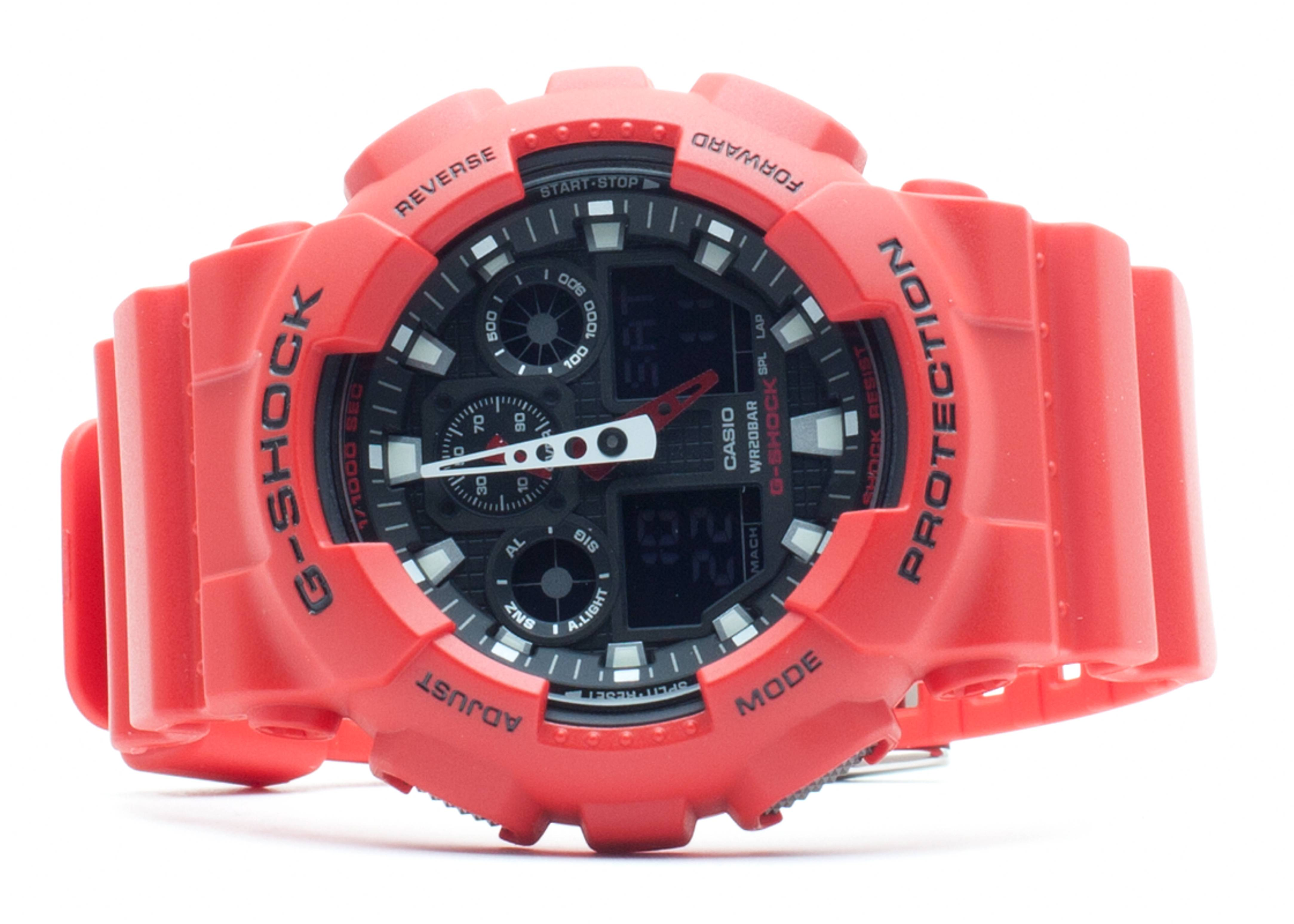 "g-shock ga100 ""limited edition"""