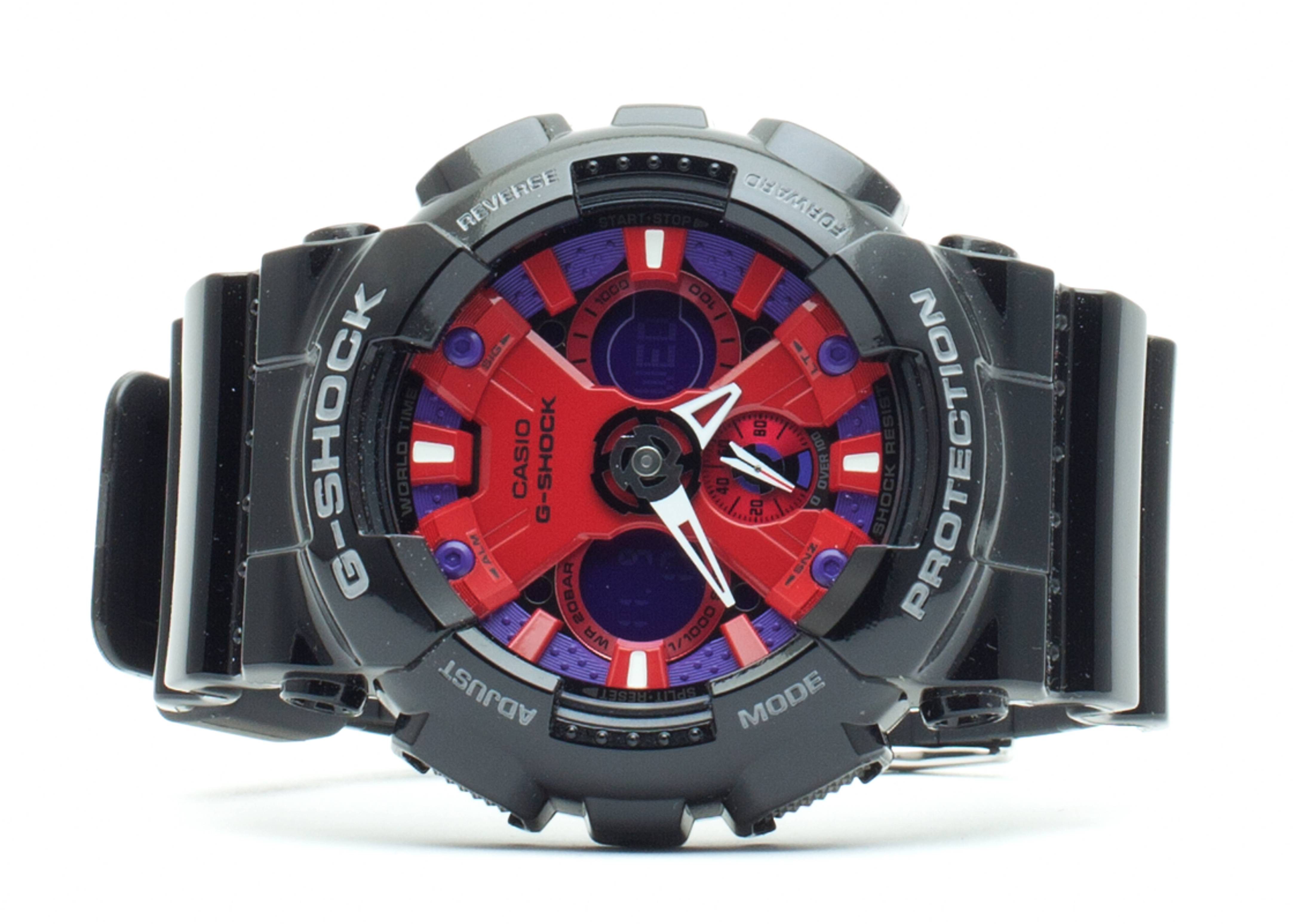 "g-shock ga120b1acr ""x-large"""