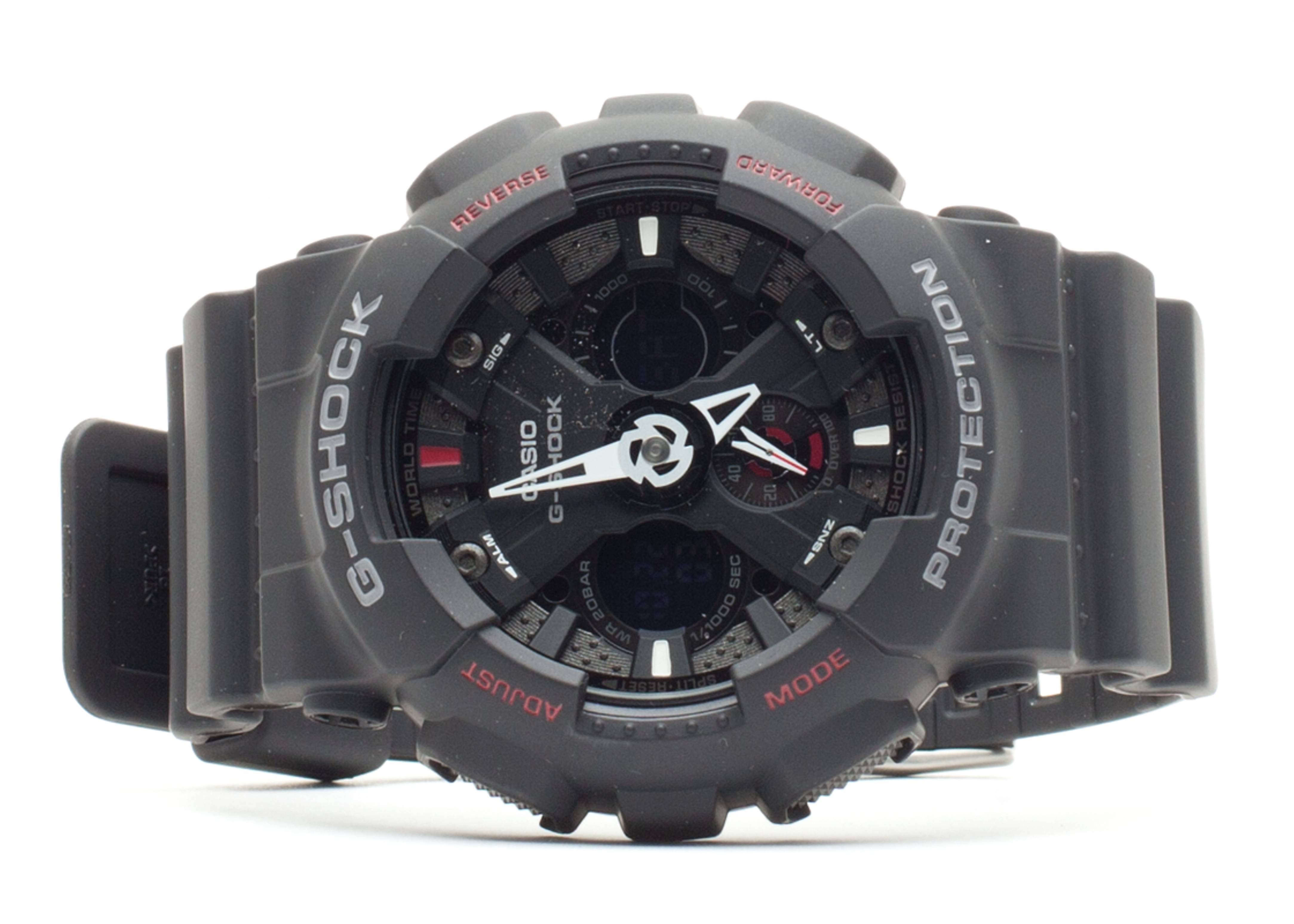 "g-shock ga120a1acr ""x-large"""