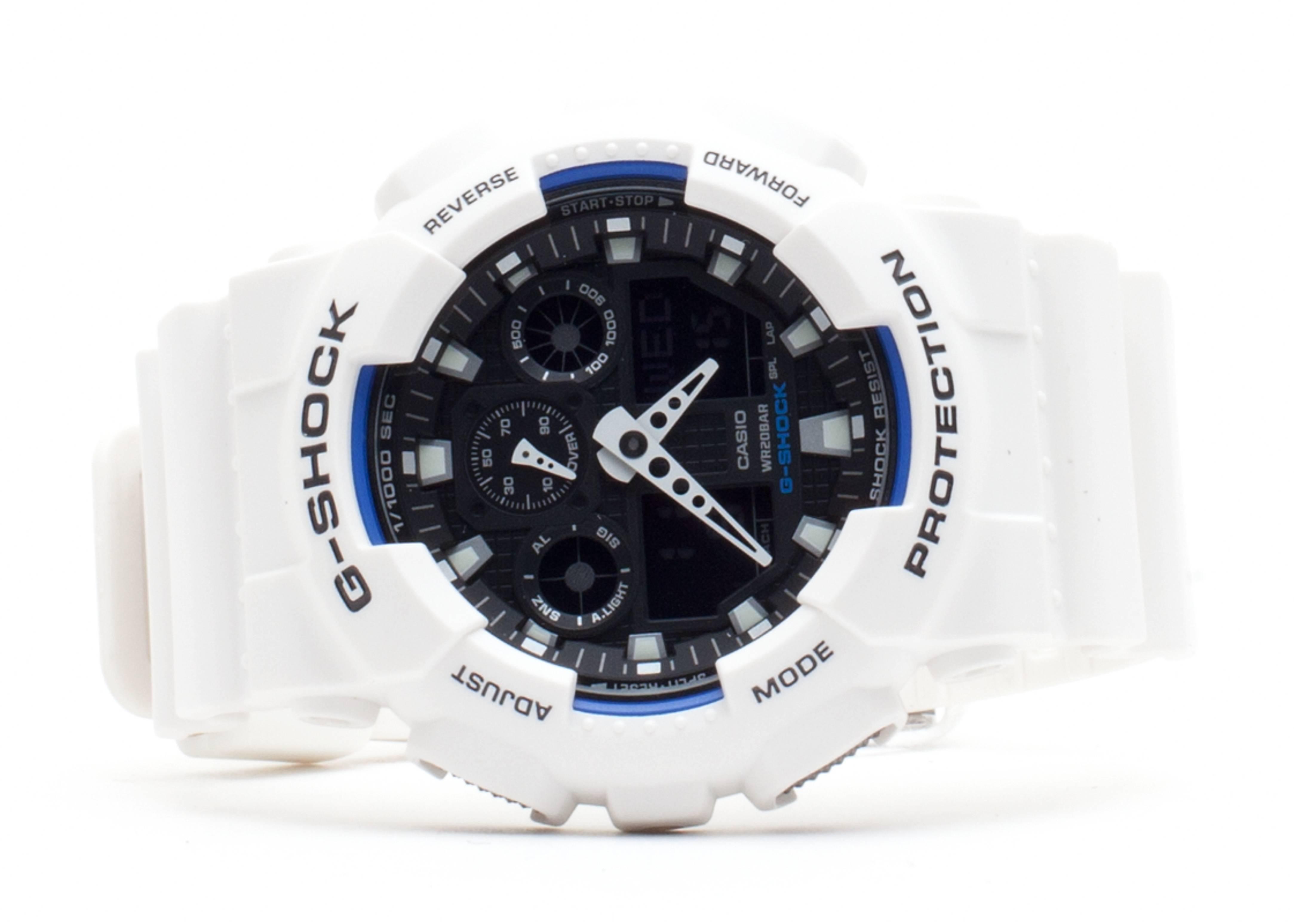 g-shock ga100b7acr