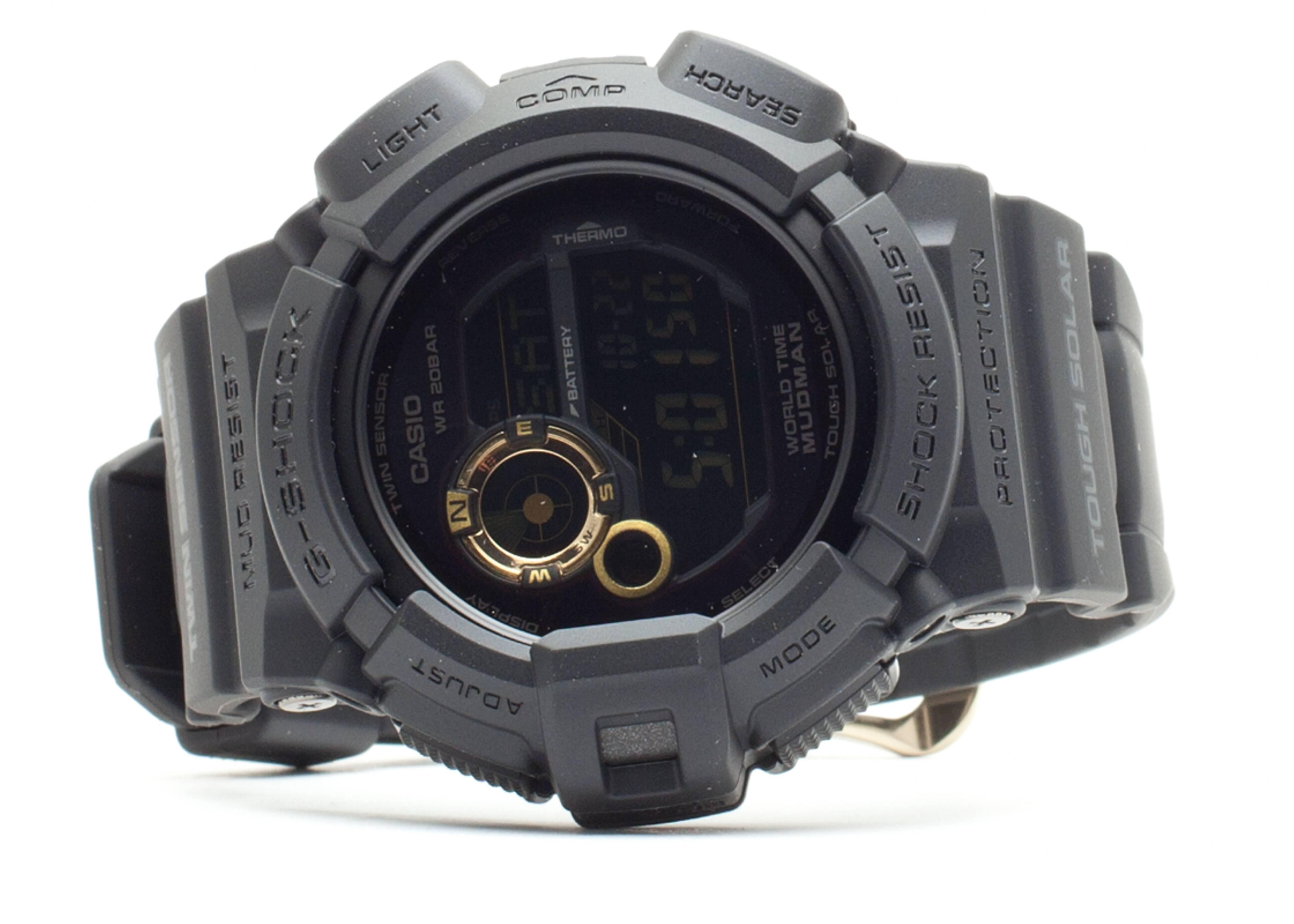 "g-shock g9300gb1cr ""mudman scorpion"""