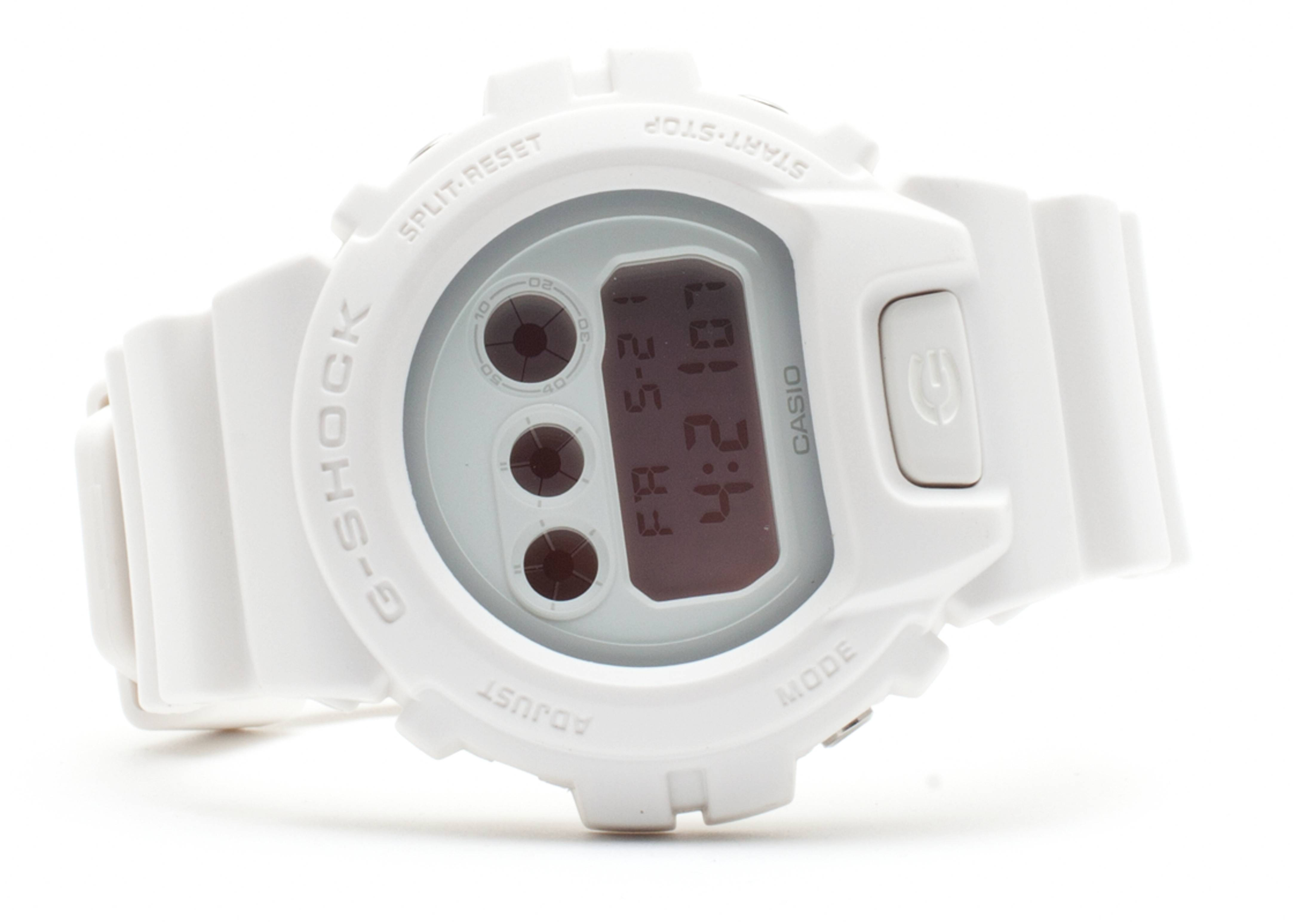 "g-shock dw6900ww7cr ""whiteout pack"""