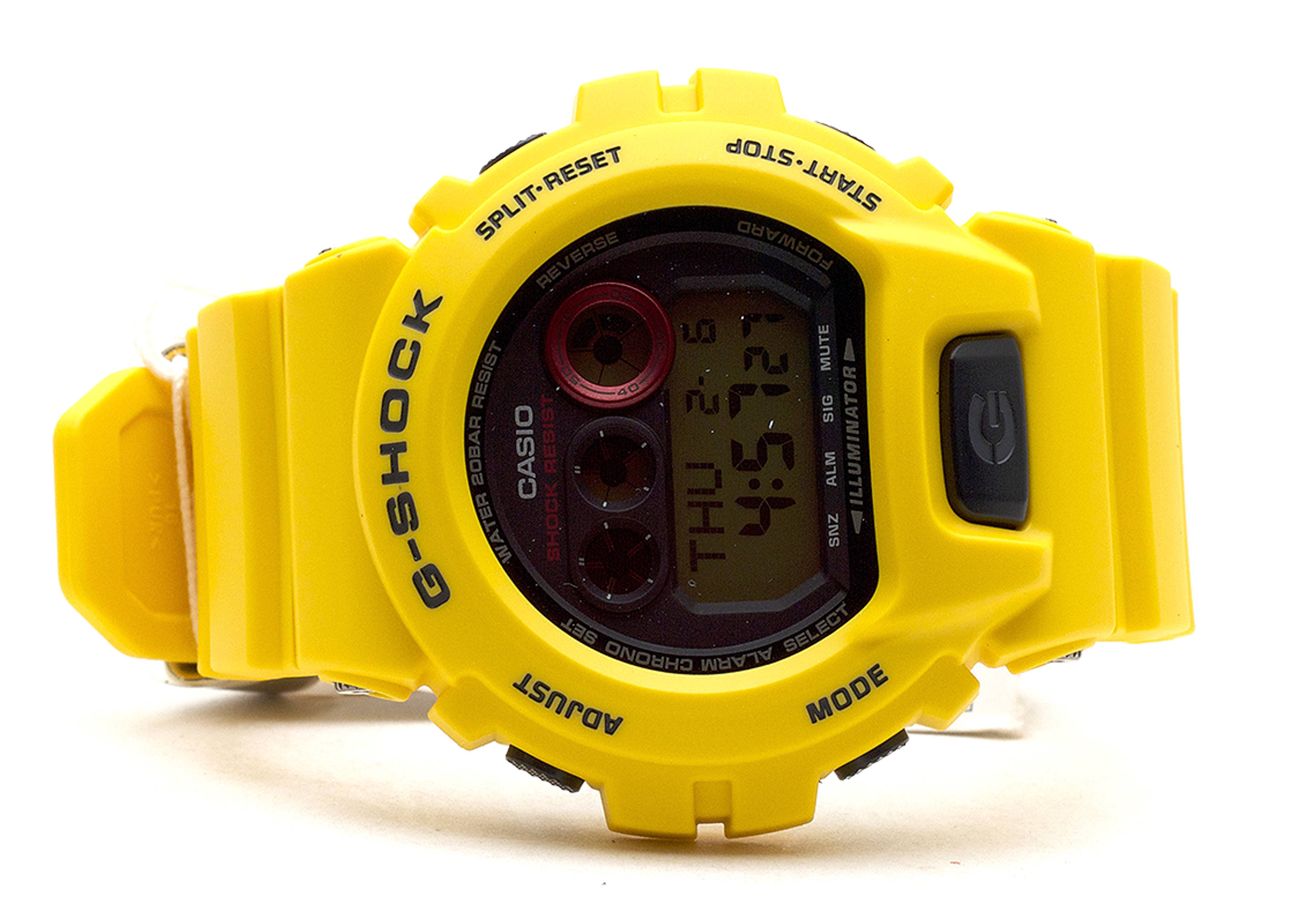 "g-shock gdx6900 ""30th anniversary limited edition"""