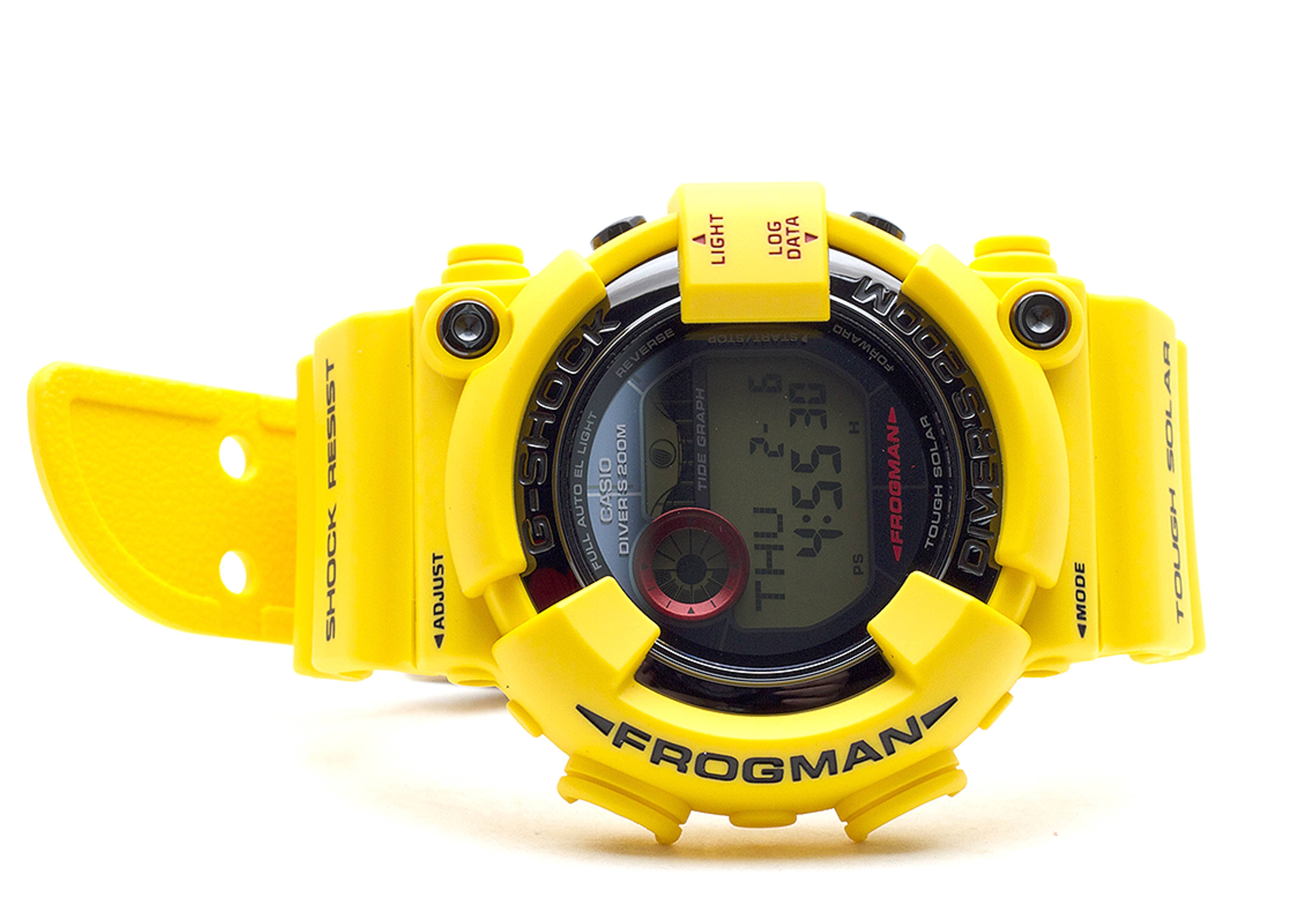 "g-shock gf8230 ""frogman 30th anniversary"""