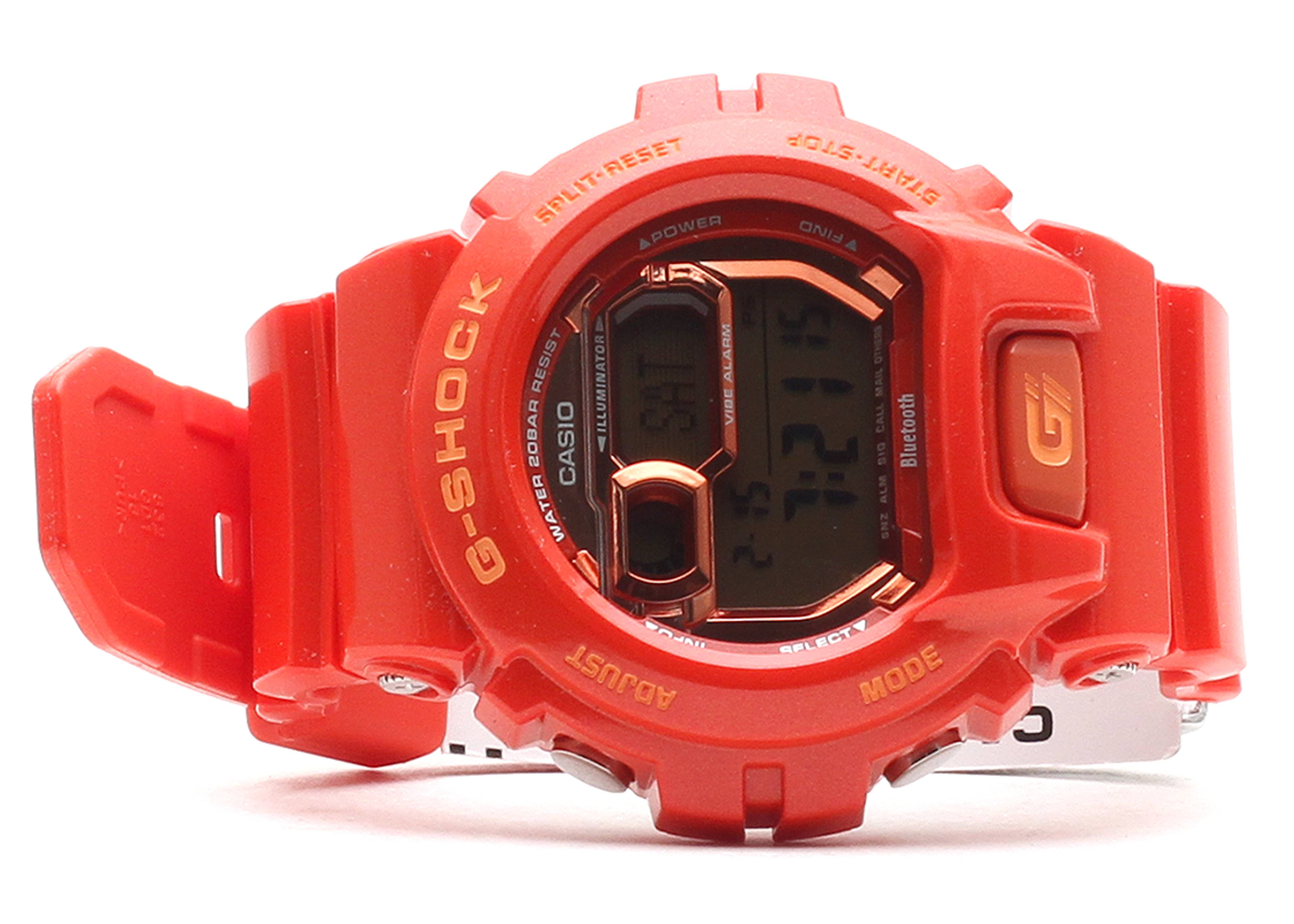 "g-shock gbx6900 ""bluetooth edition"""