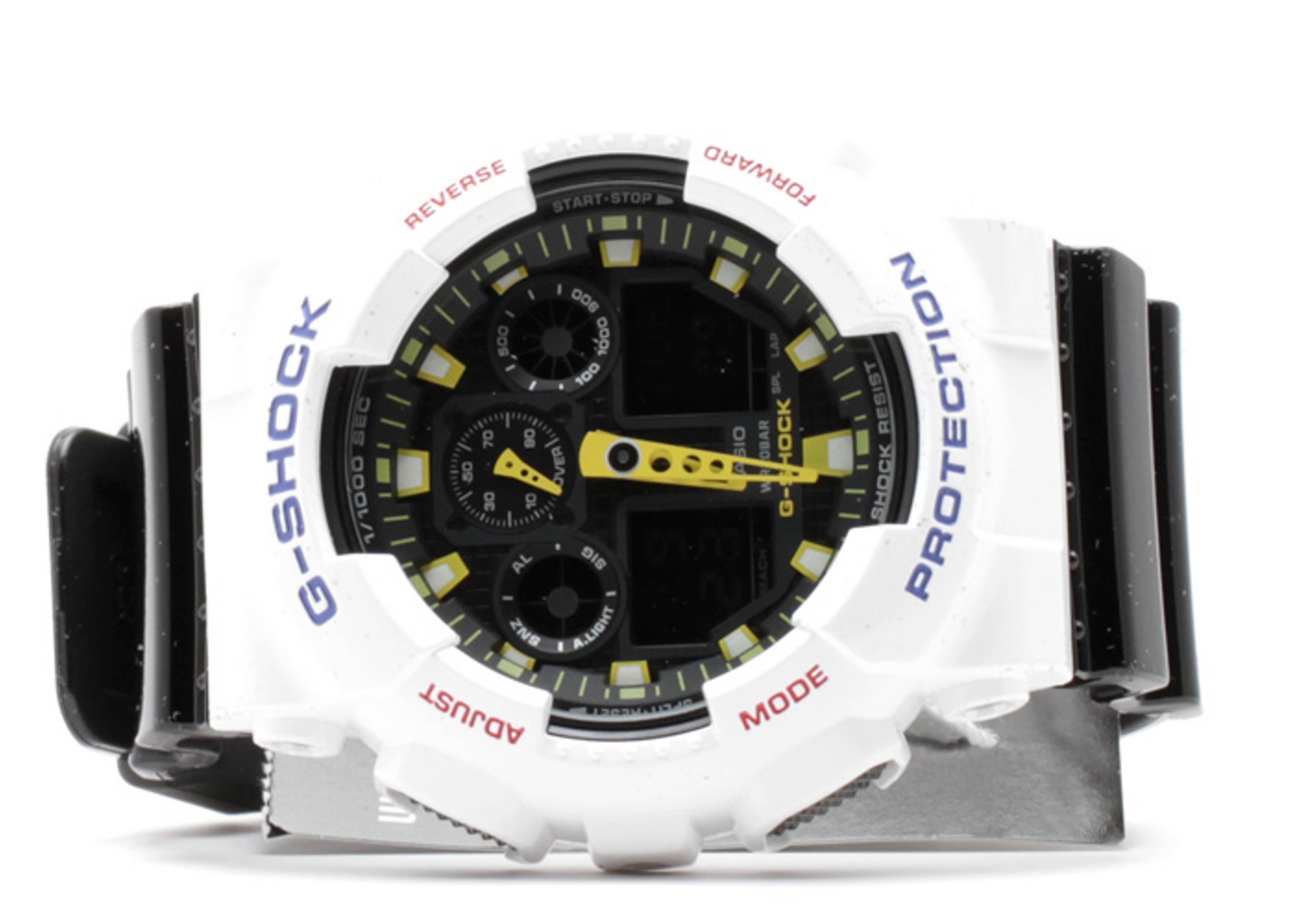 g-shock ga100cs