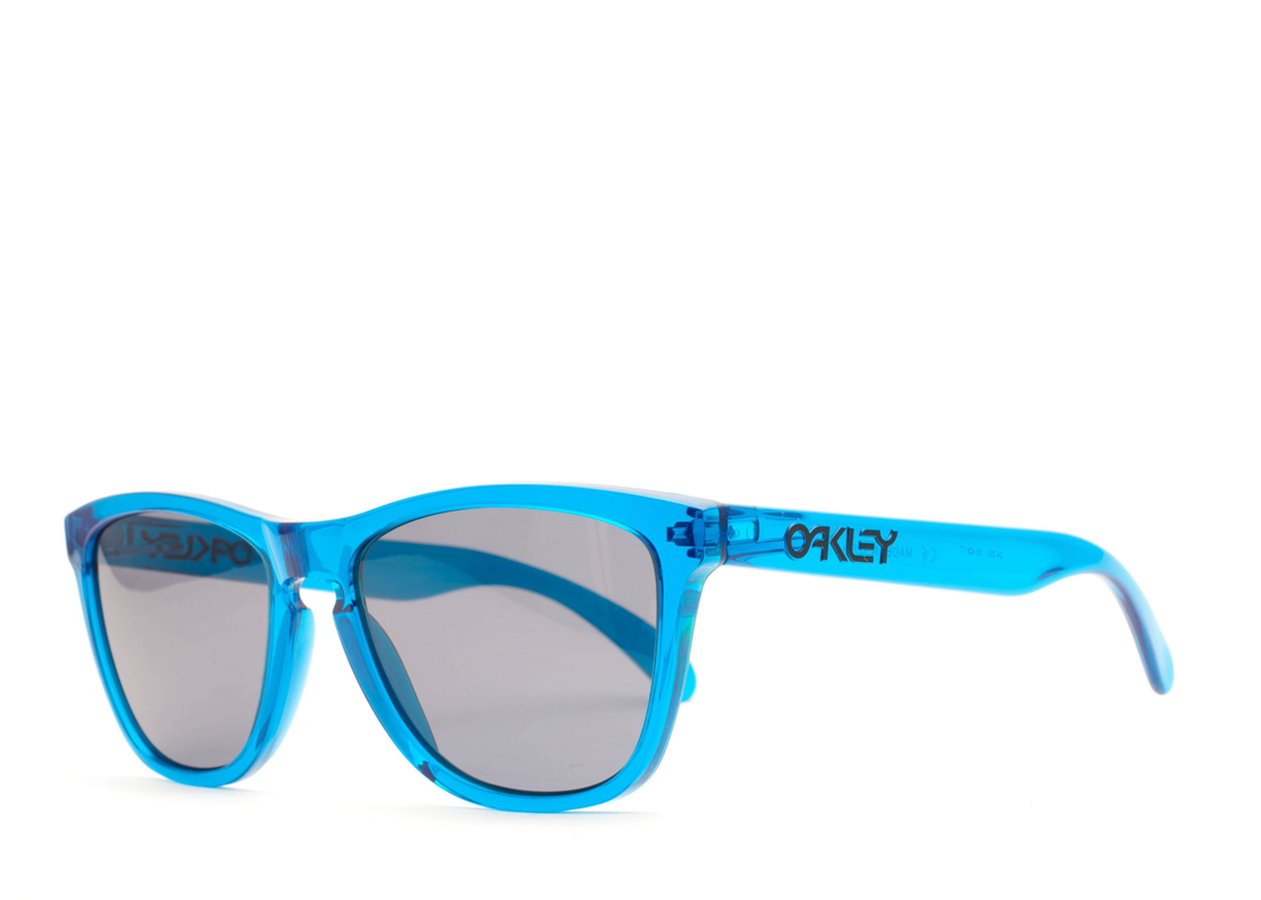 oakley frogskins acid blue