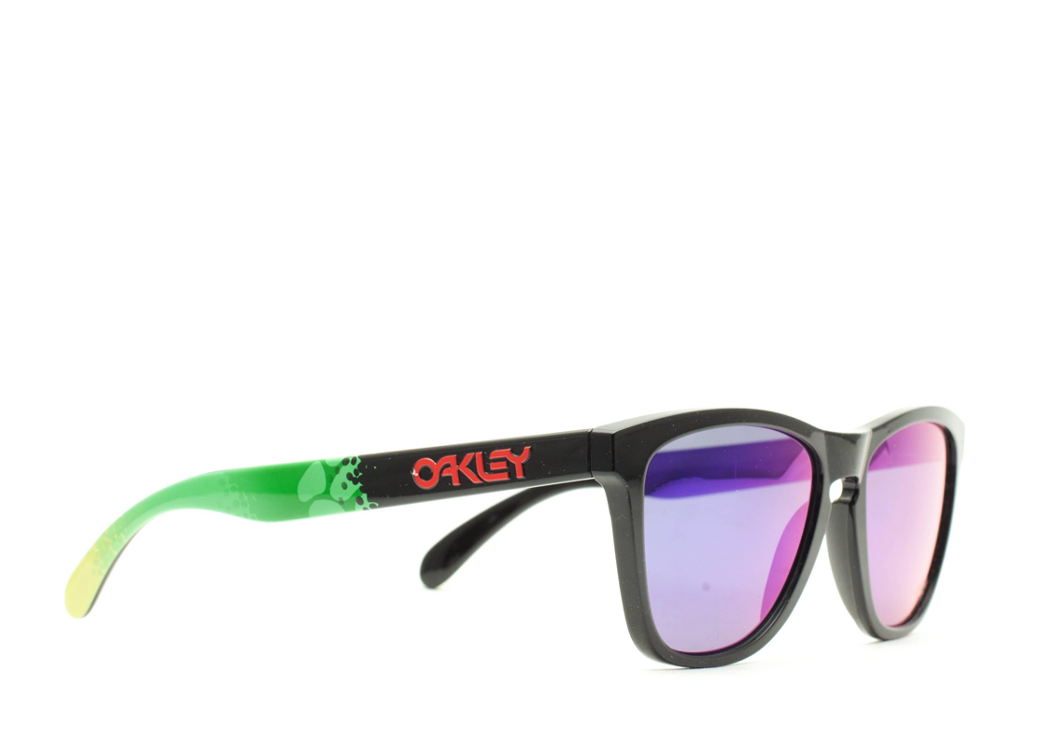Oakley Frog Skins Red Iridium Lenses « Heritage Malta 6b01637dd73b