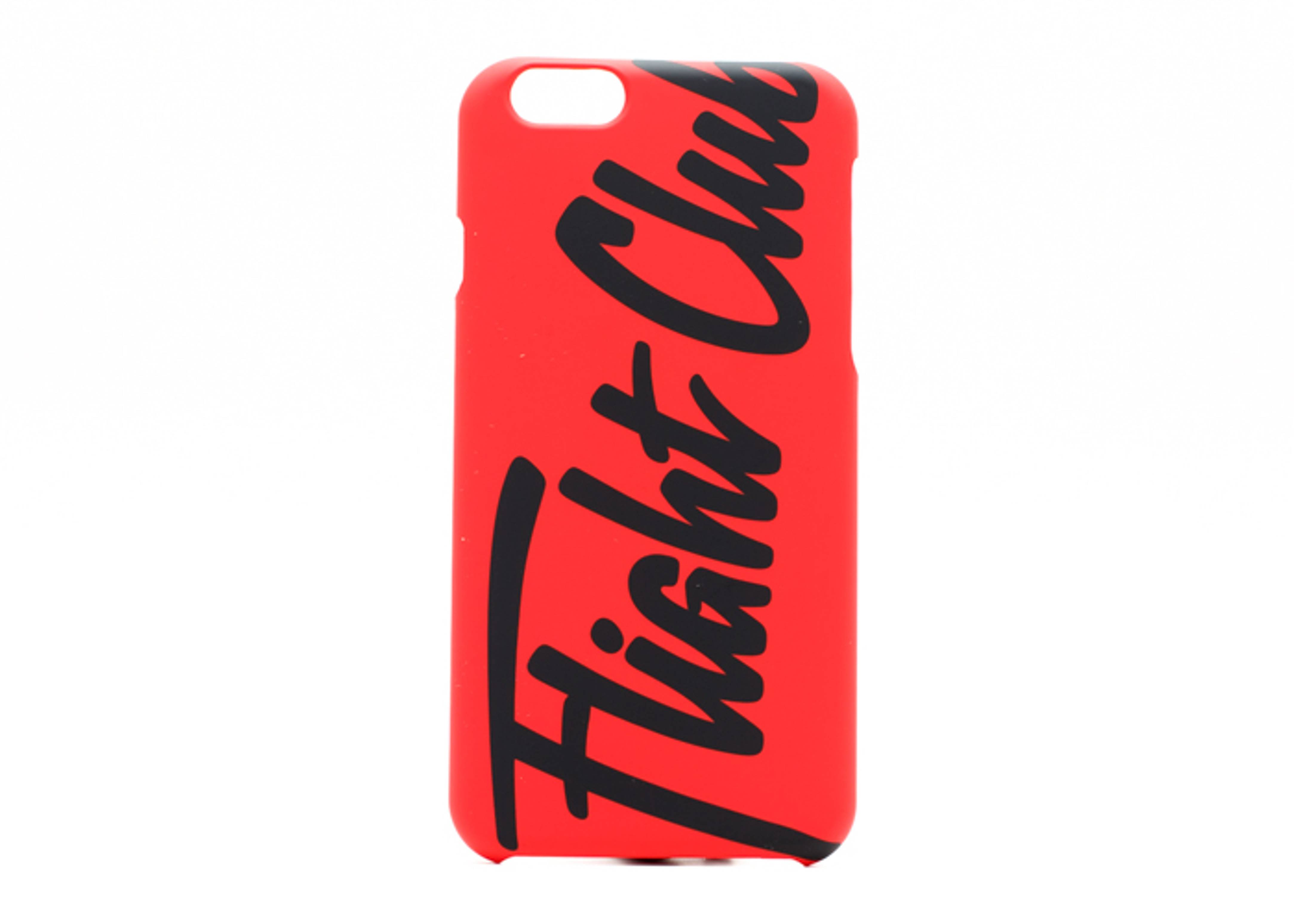 big script iphone 6 case