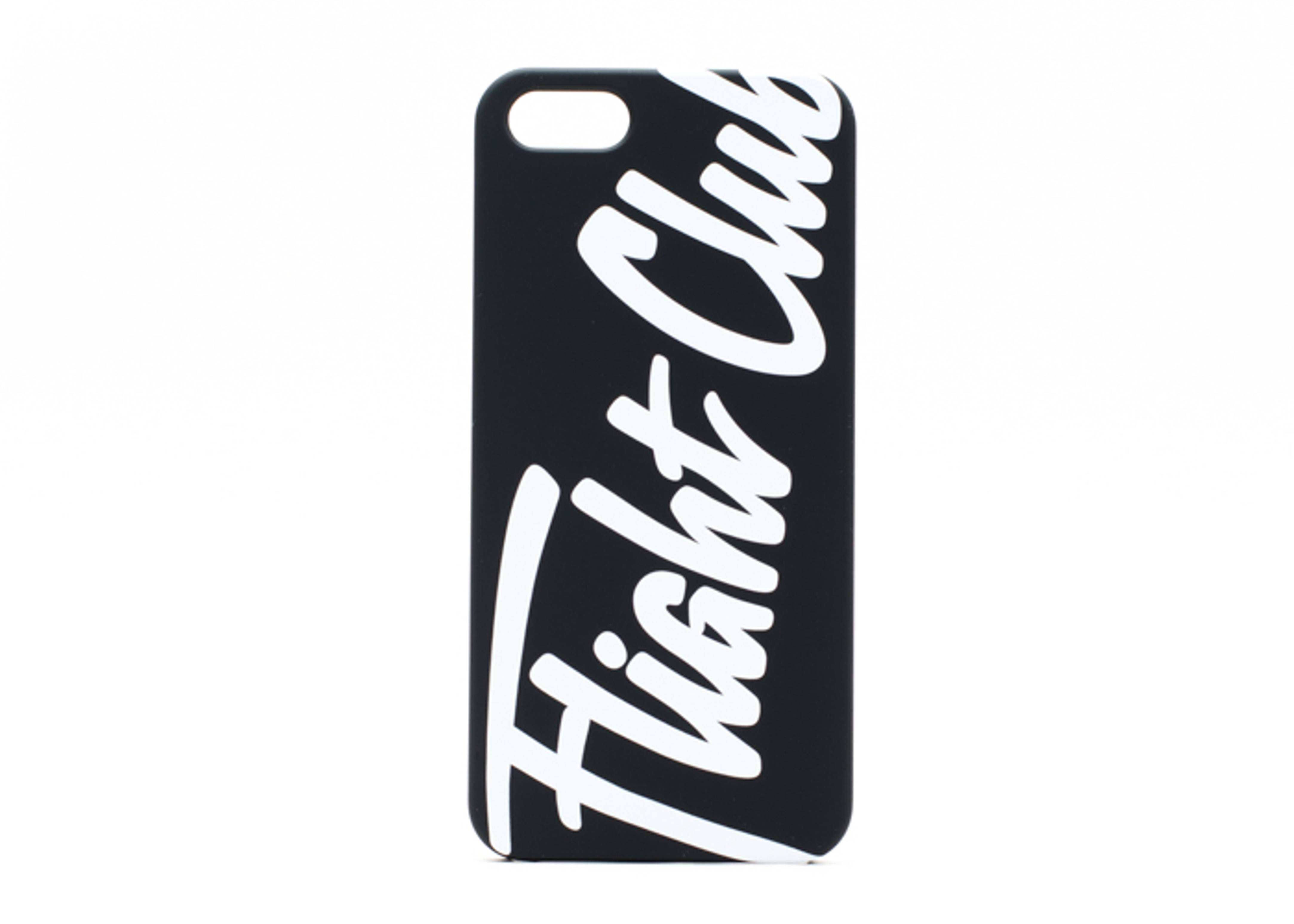 big script iphone 5 case