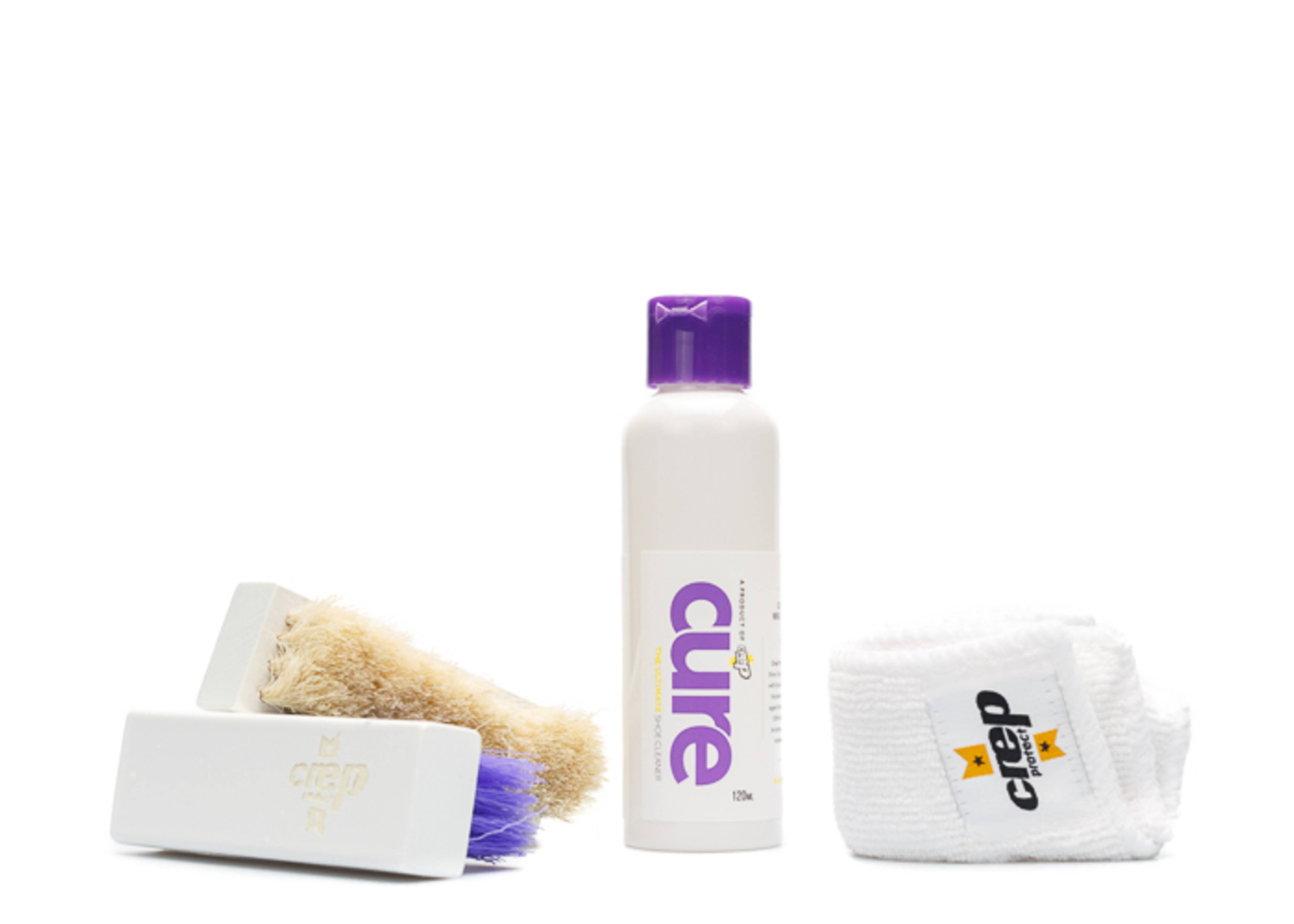 cure cleaning pack