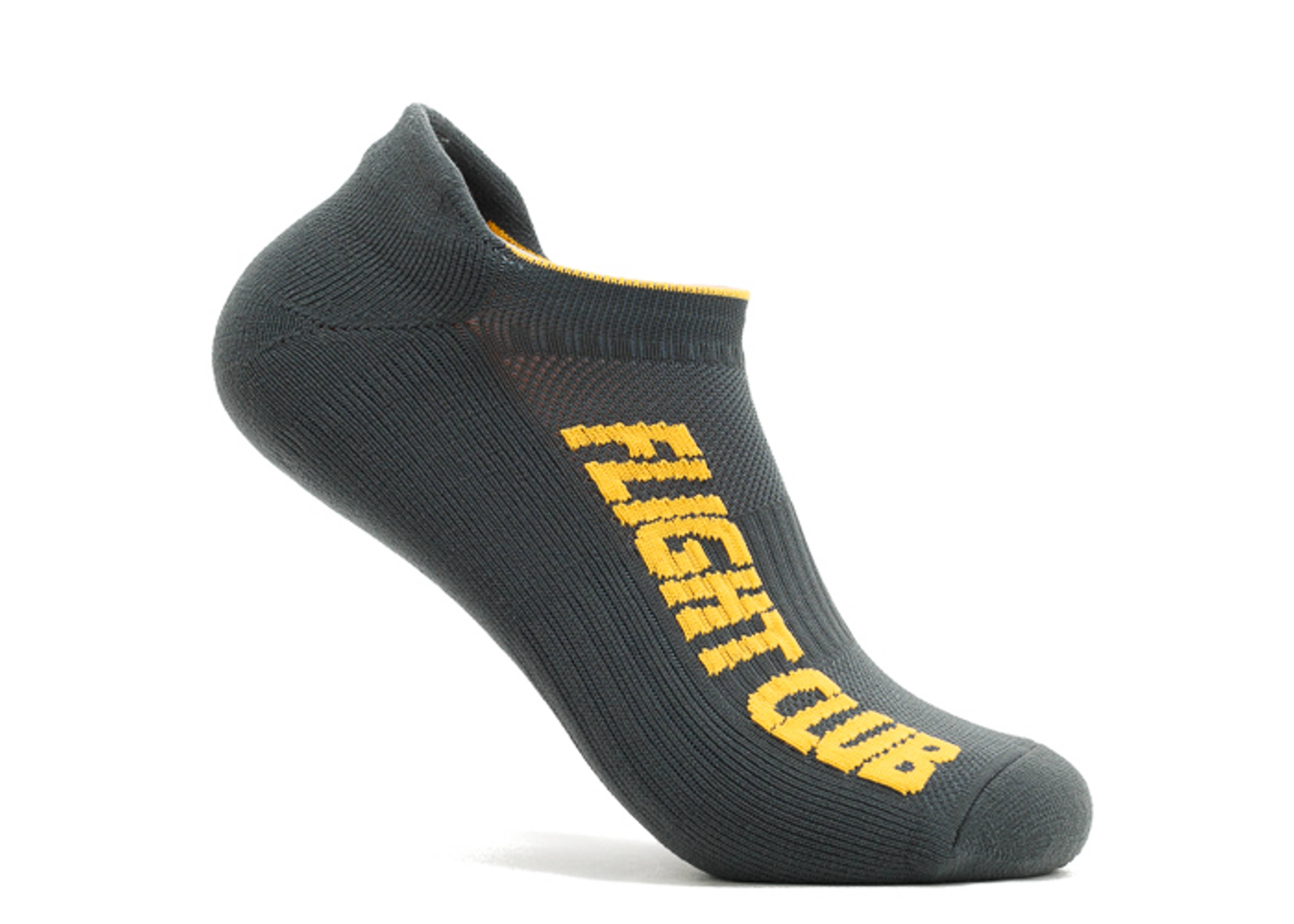 "stealth no show sock ""stealth sock charcoal grey"""