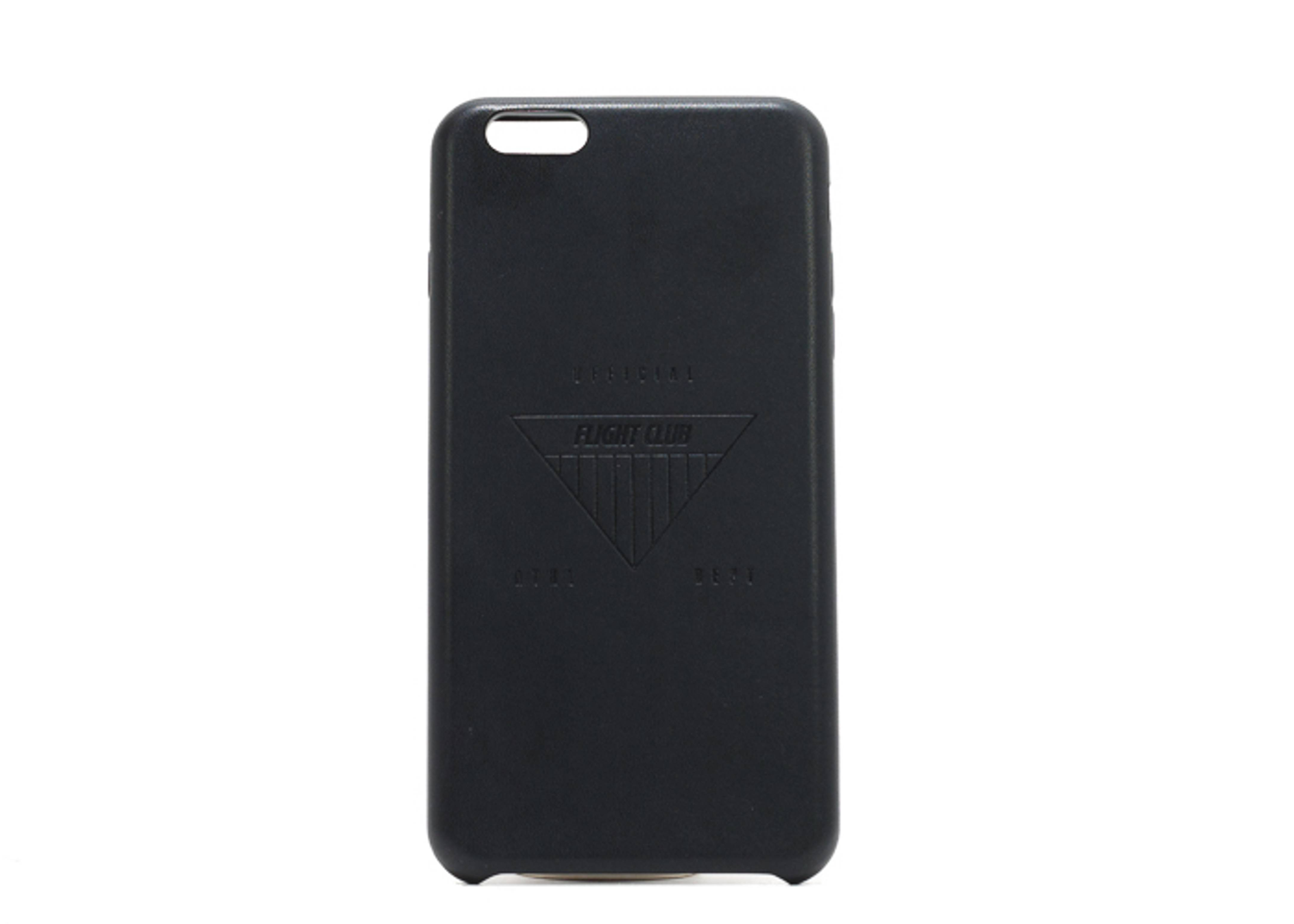 leather tri iphone 6+ case