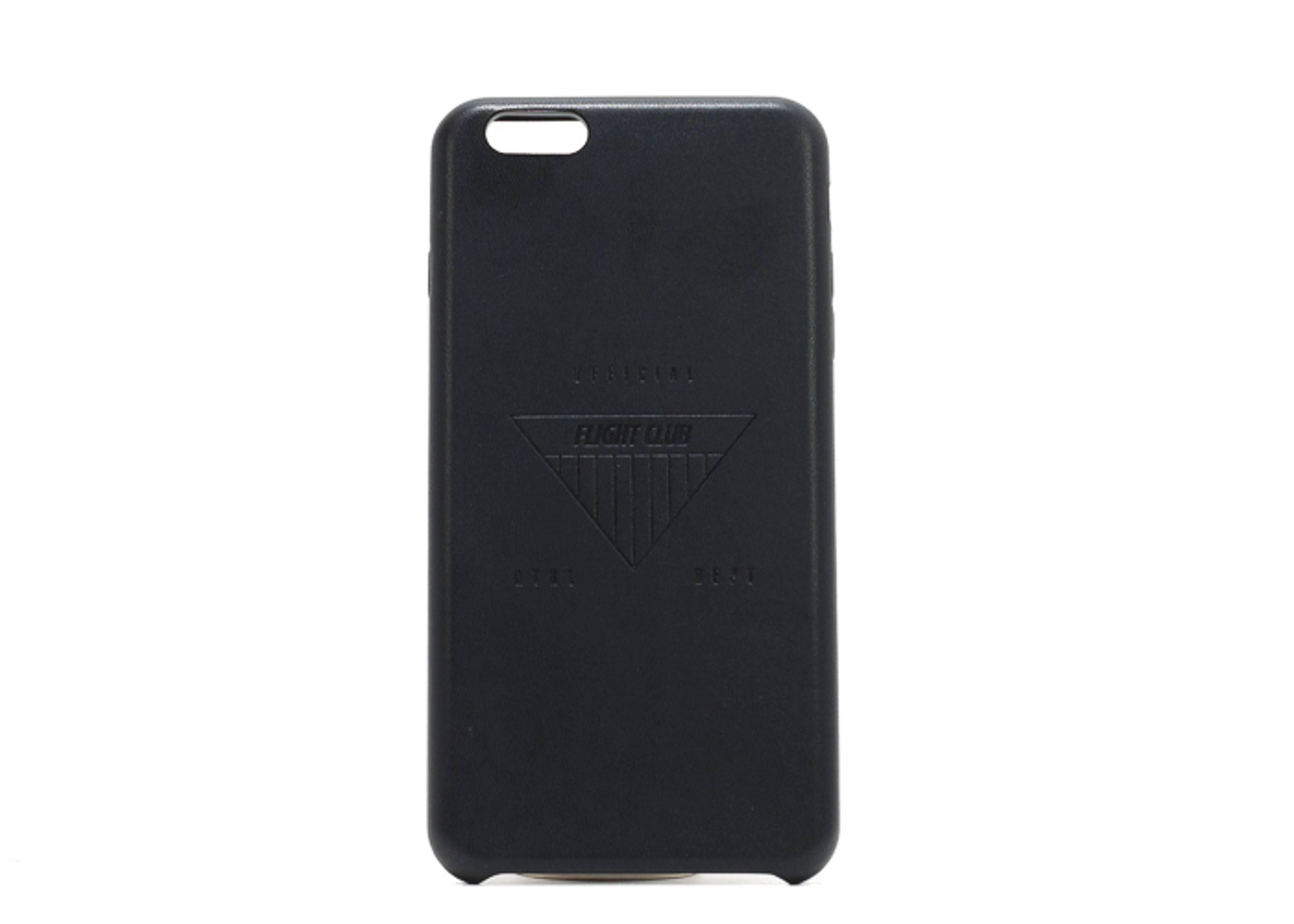 leather tri iphone 6+ case