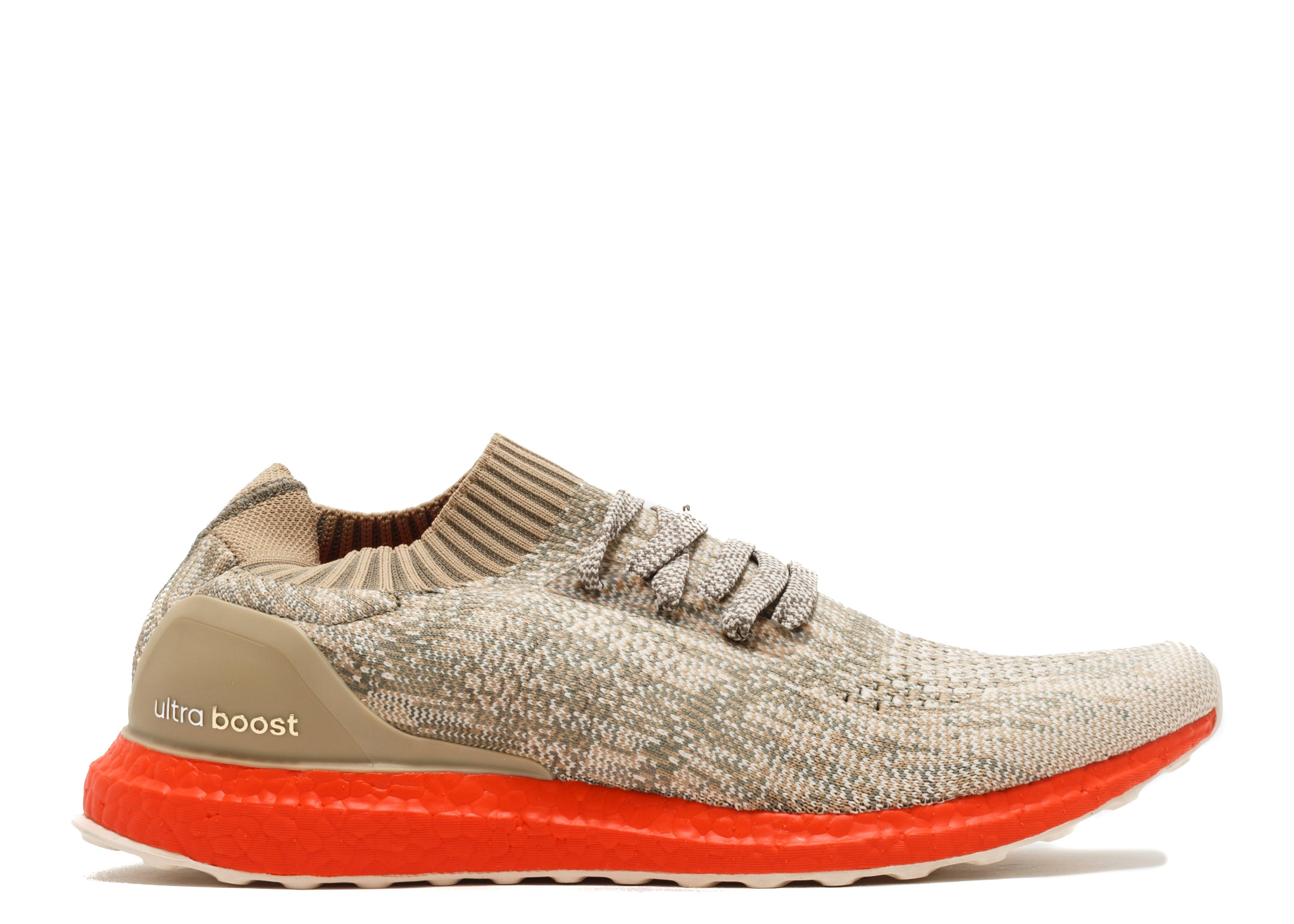 ultra boost uncaged trace cargo linen khaki. Black Bedroom Furniture Sets. Home Design Ideas