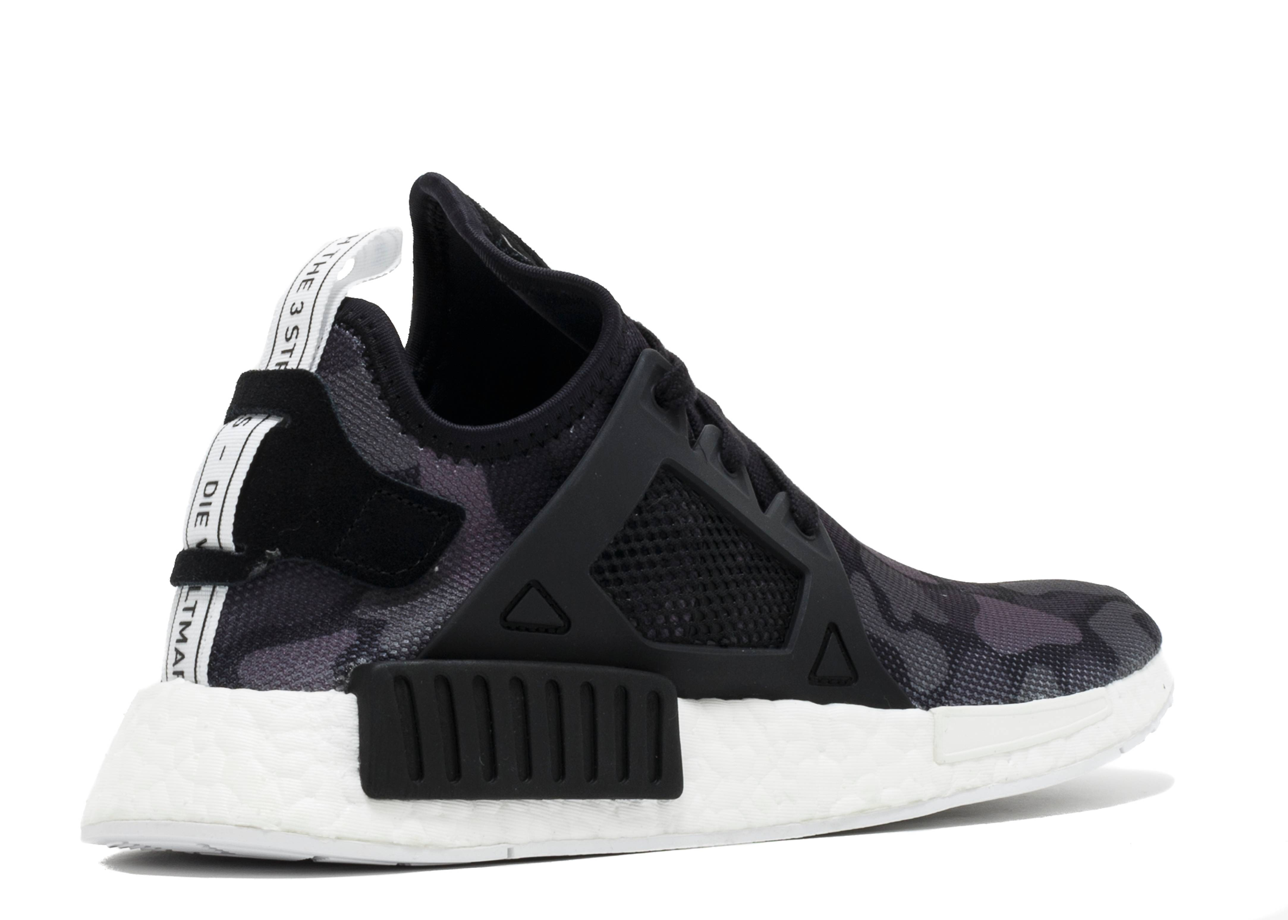 Adidas NMD XR 1 Blue Duck Camo for Sale The Sole Library