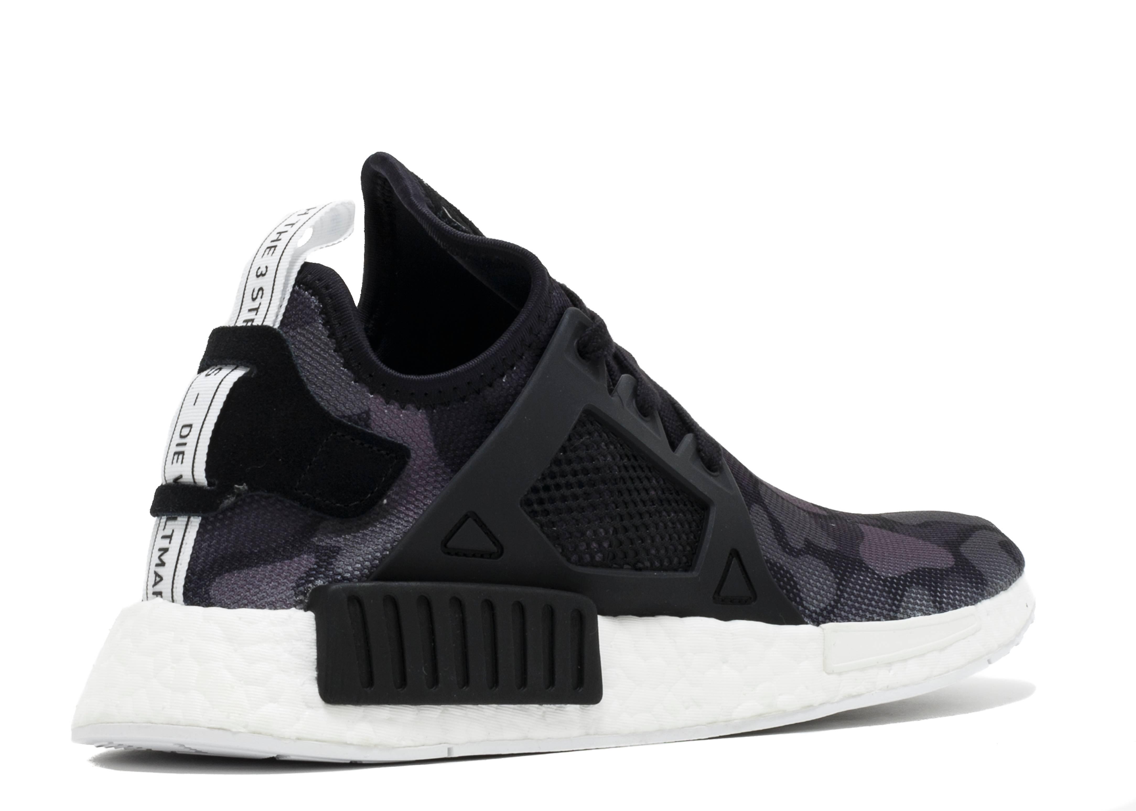 Adidas nmd xr 1 r 1 triple black adidas x kanye west clothing line