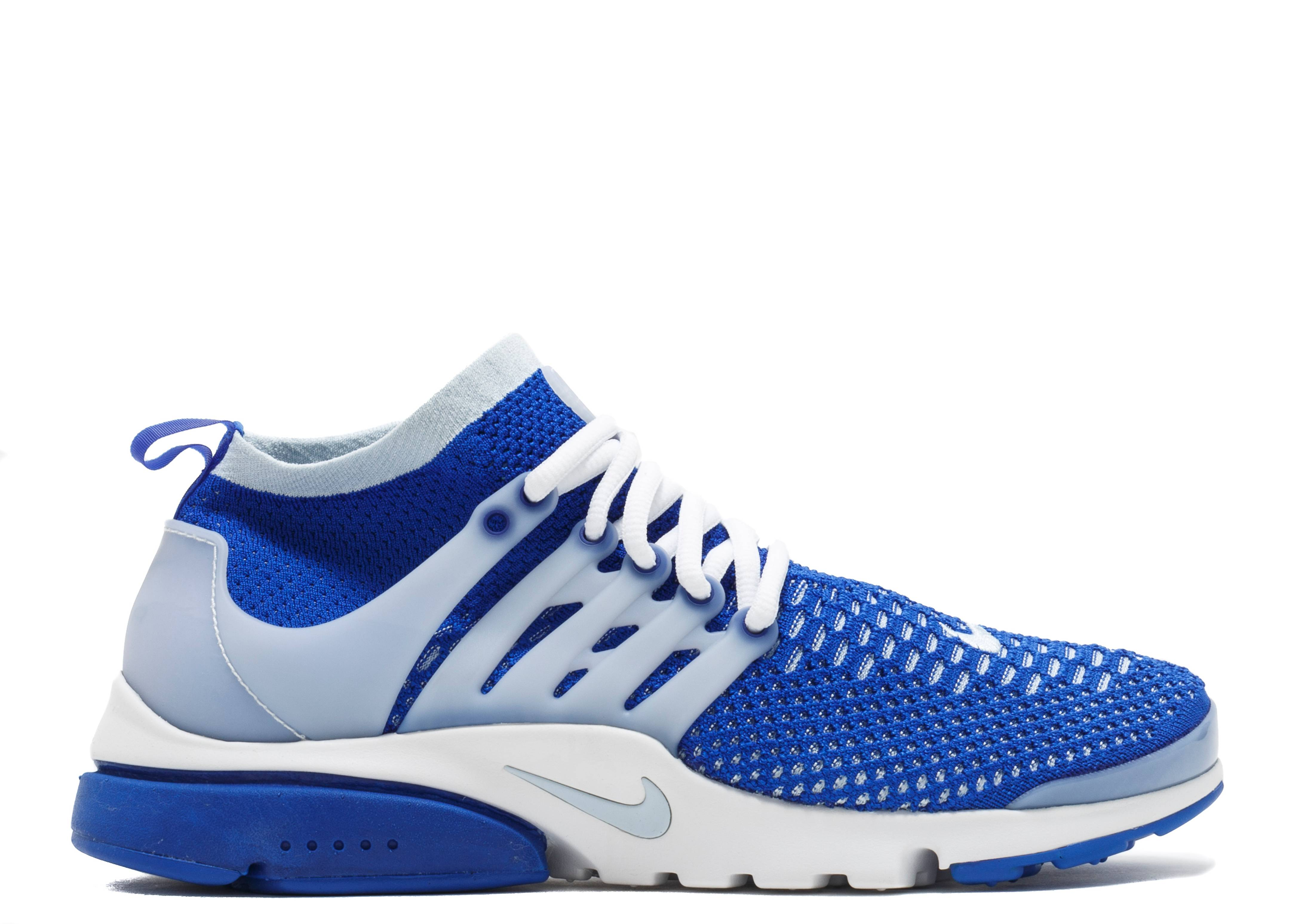 bf0258435f74e Air Presto Flyknit Ultra - Nike - 835570 403 - racer blue bl tint-bl ...