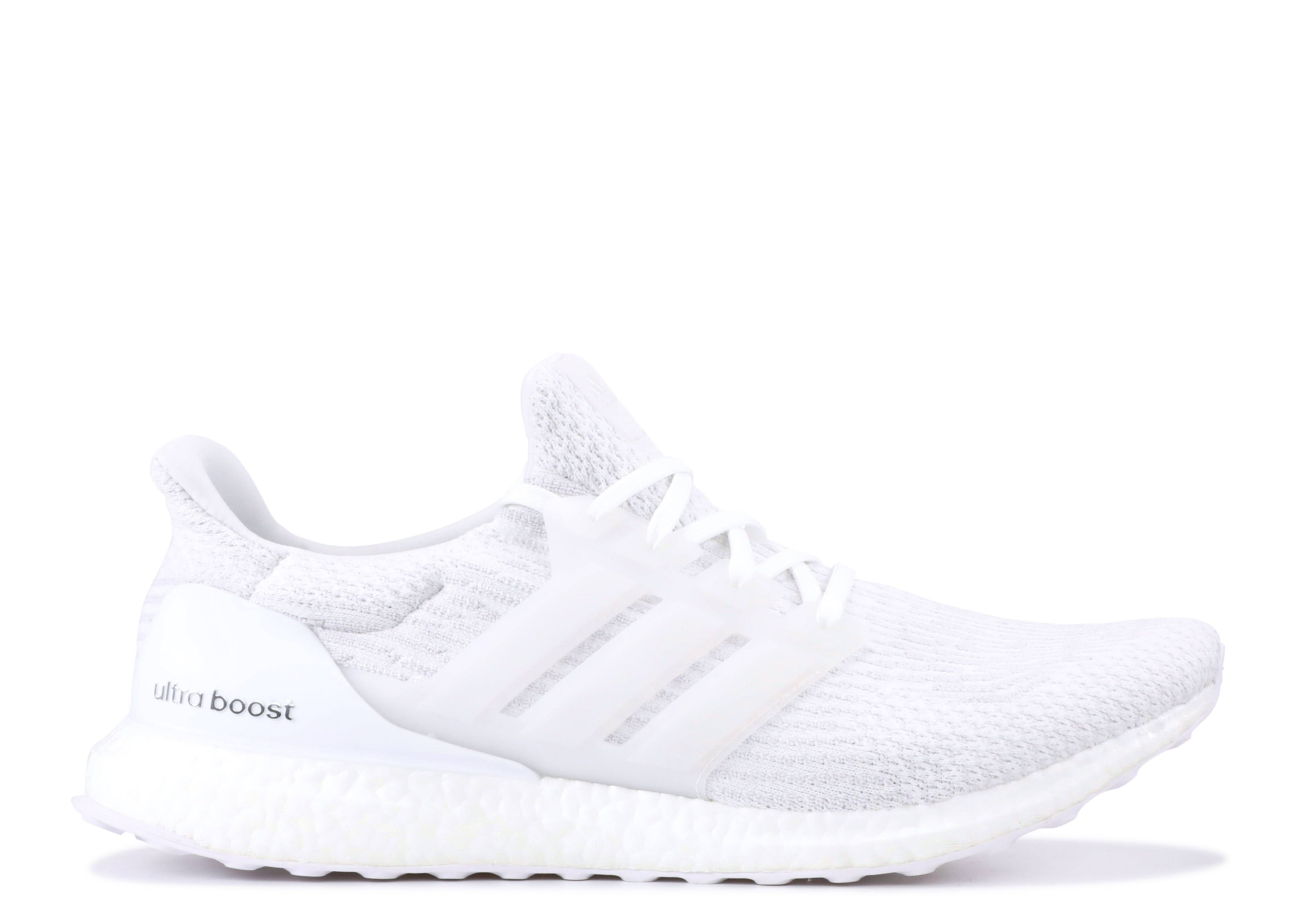ultra boost 3 0 triple white adidas ba8841 white. Black Bedroom Furniture Sets. Home Design Ideas