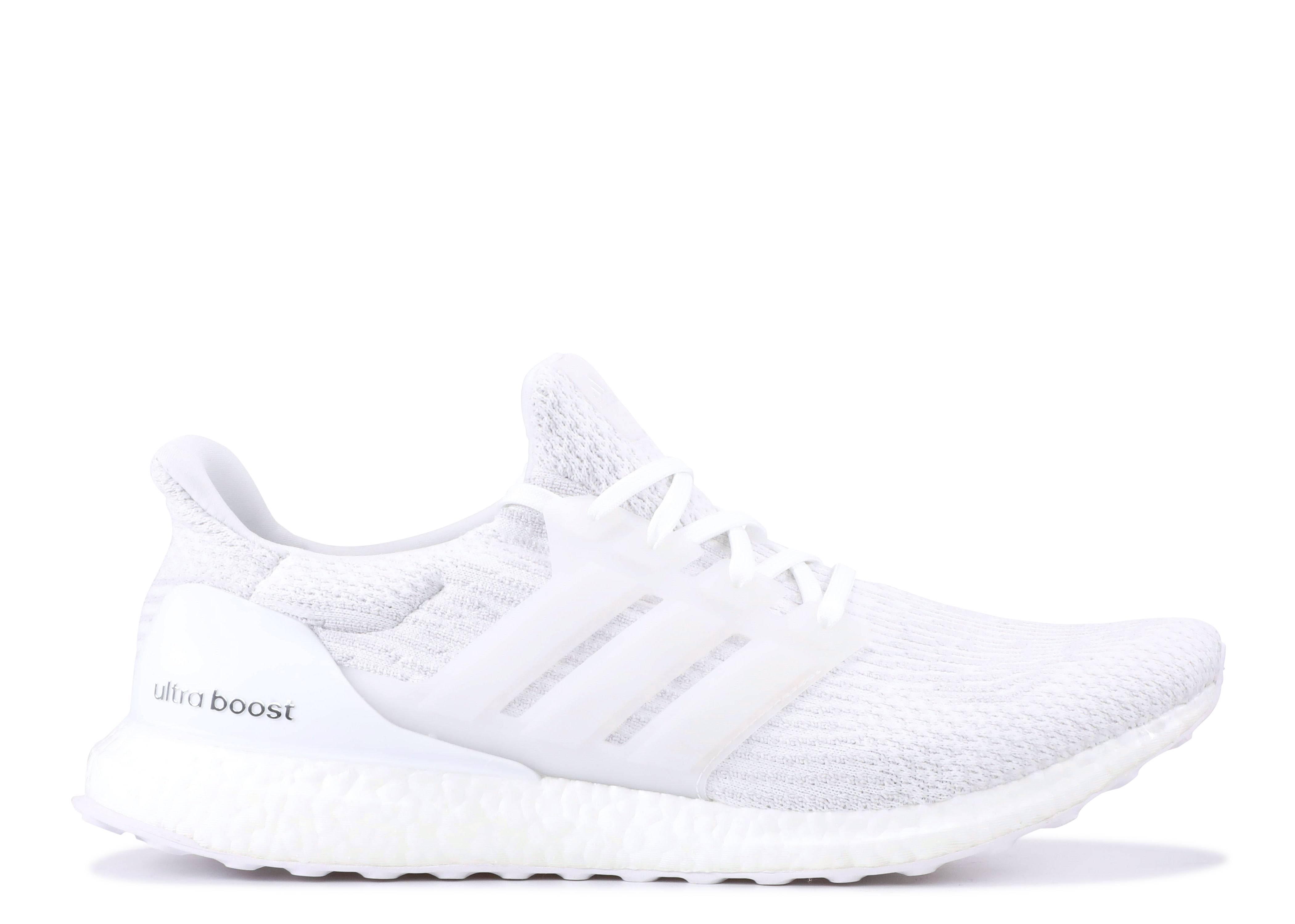 "ultra boost 3.0 ""triple white"""