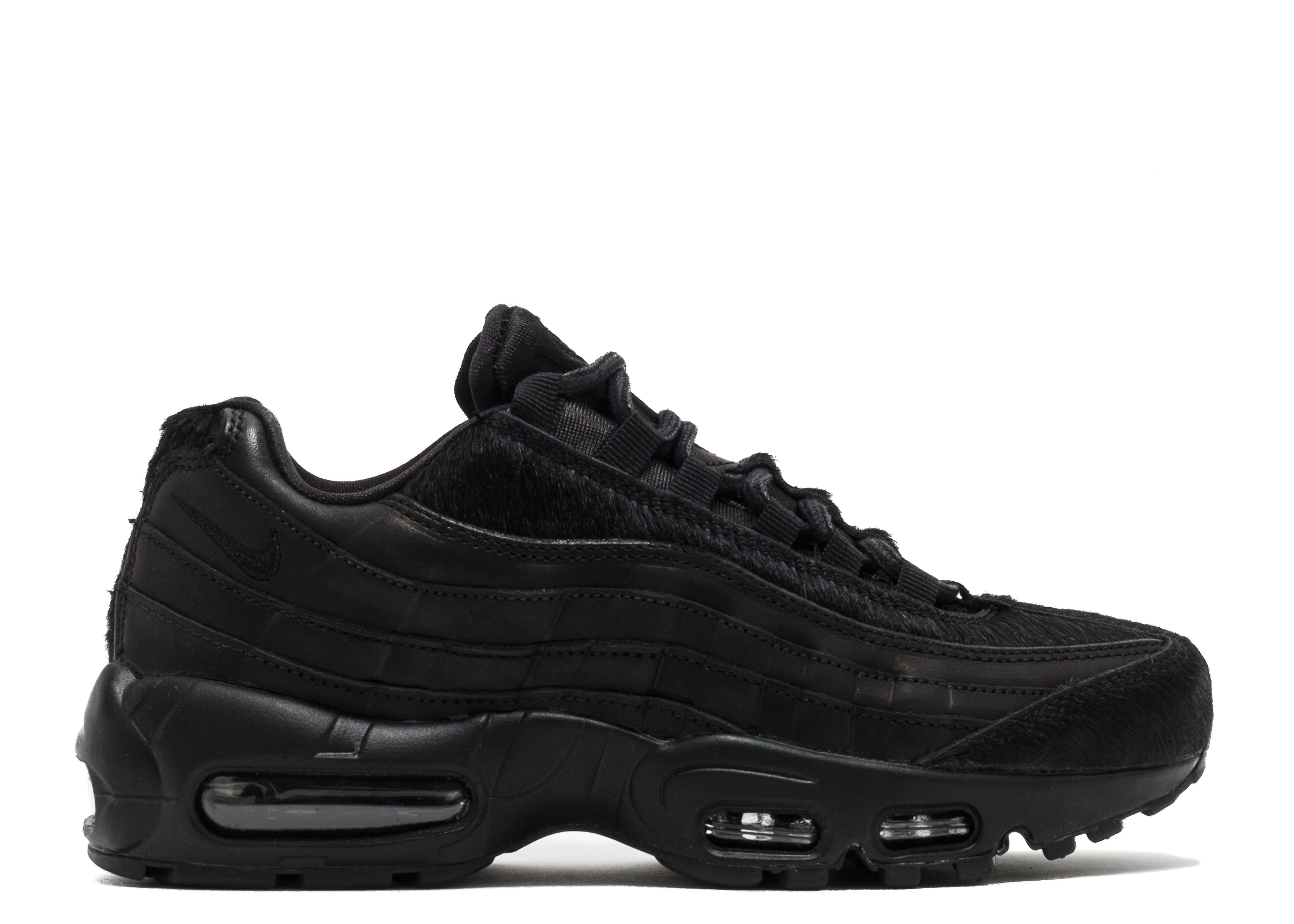 135351b091 Air Max 95 - Nike - 807443 004 - black/black-summit white   Flight Club