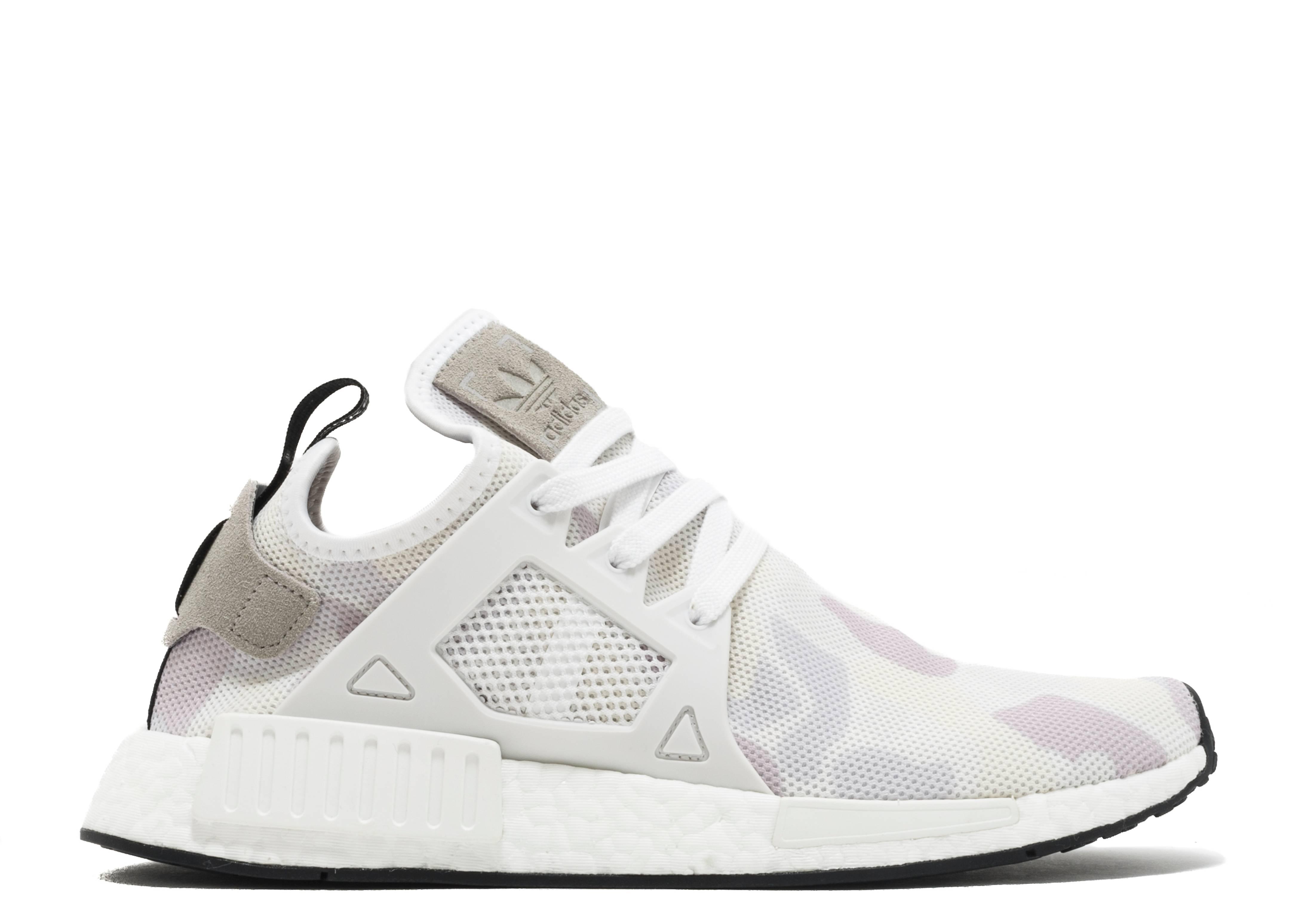 Brand New Adidas NMD XR 1 (White camo / Black camo) Men 's