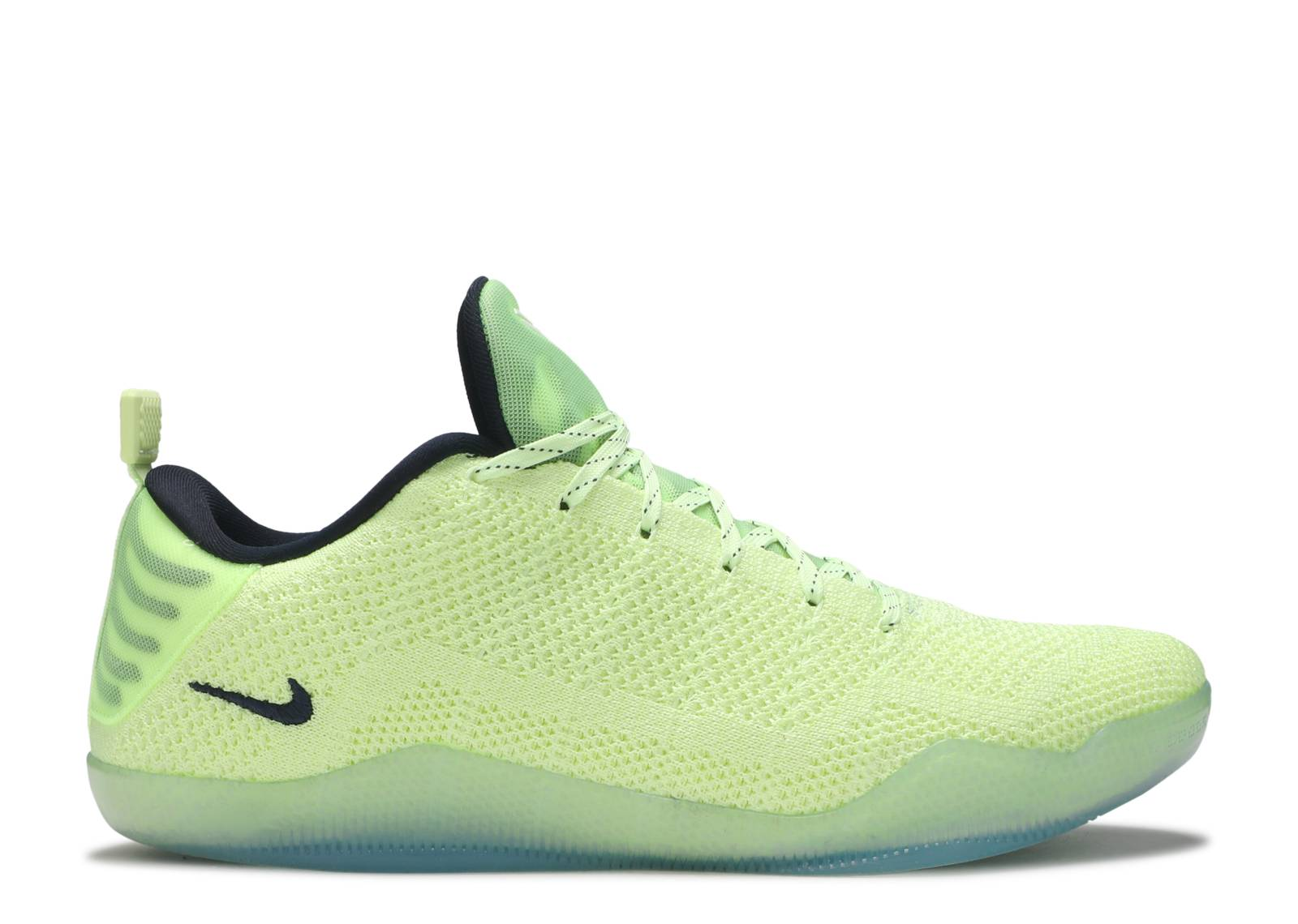 "kobe 11 elite low 4kb ""Liquid Lime"""