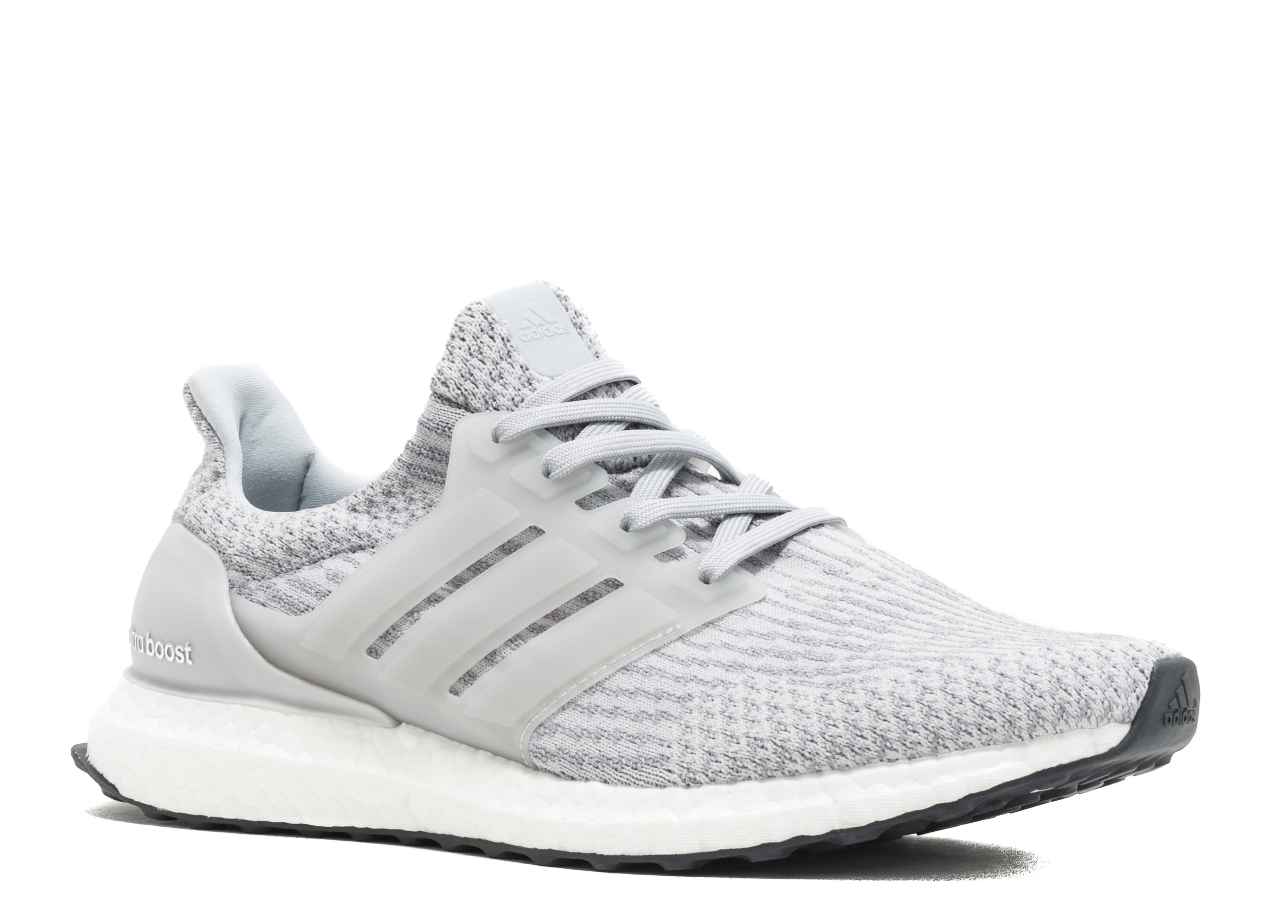 ultra boost 3 0 grey white flight club. Black Bedroom Furniture Sets. Home Design Ideas