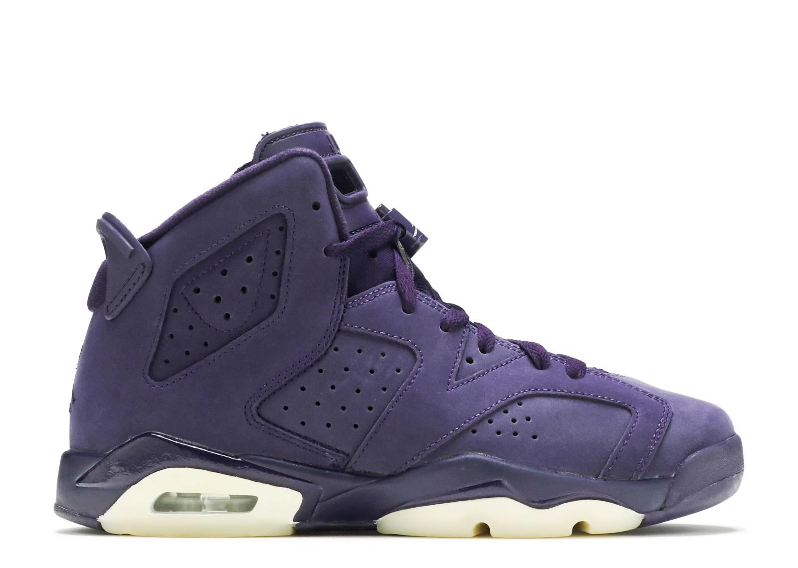"air jordan 6 retro gg ""purple dynasty"""