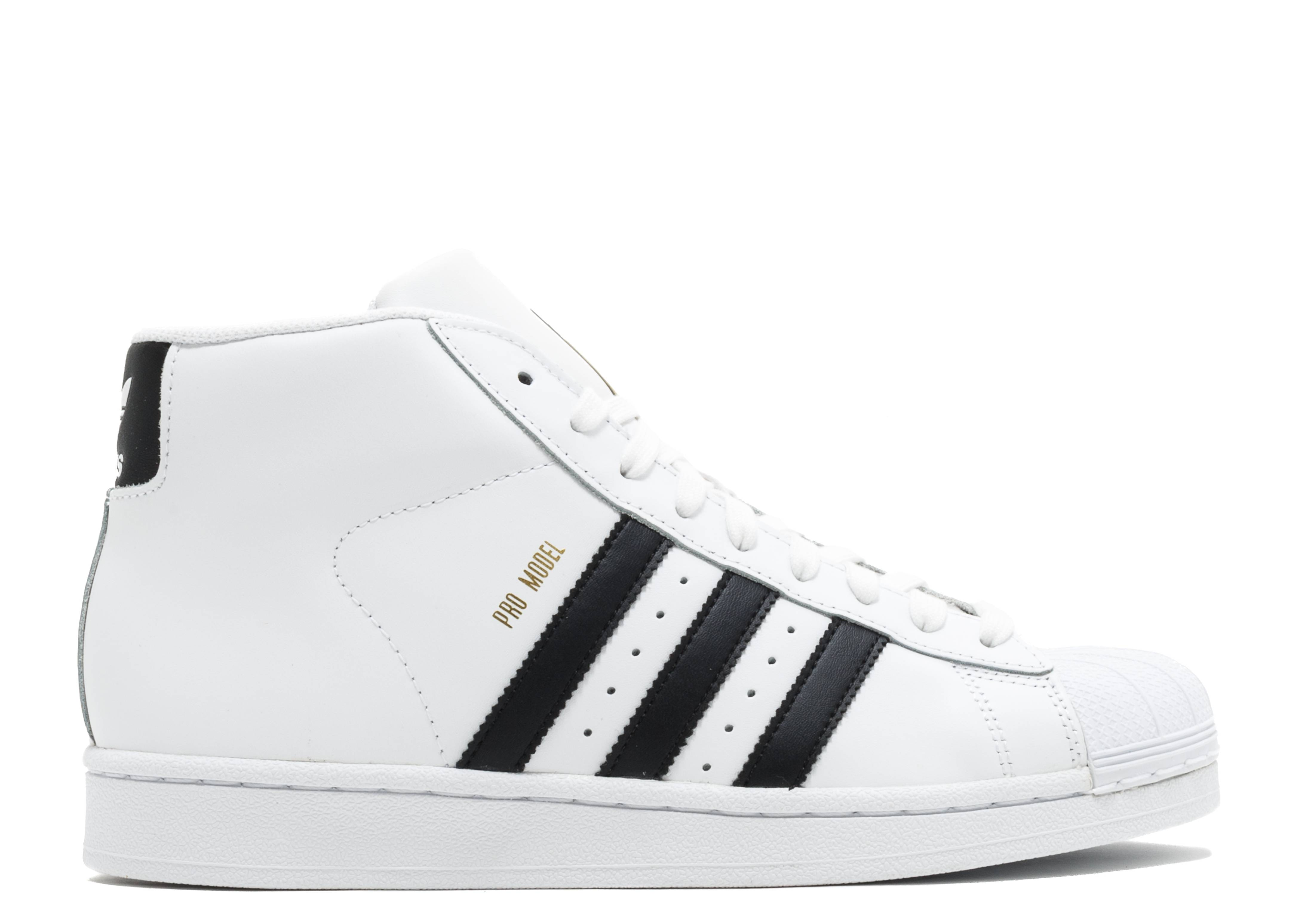 "Pro Model Mid J ""White Black"""