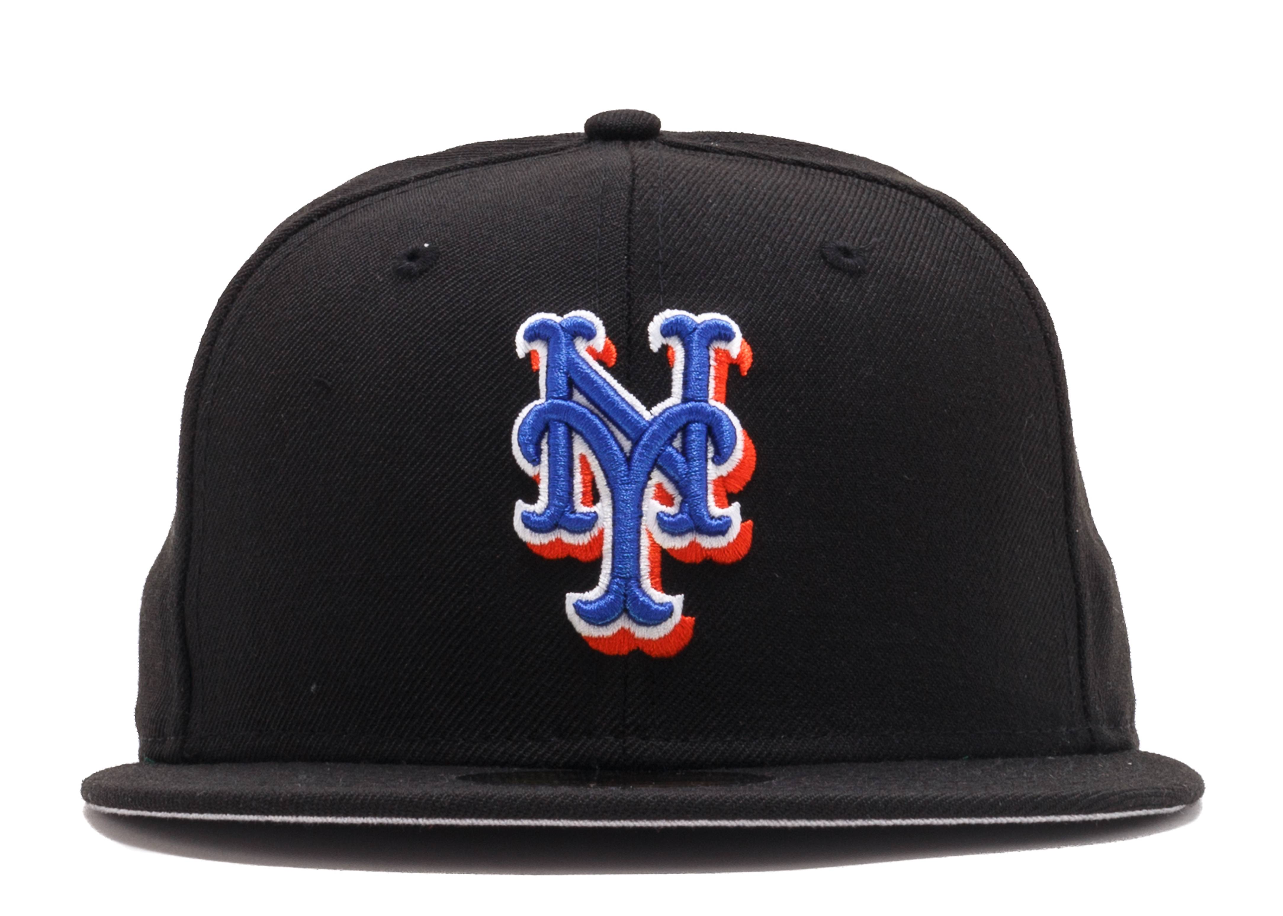 1503946c New York Mets Fitted Cap