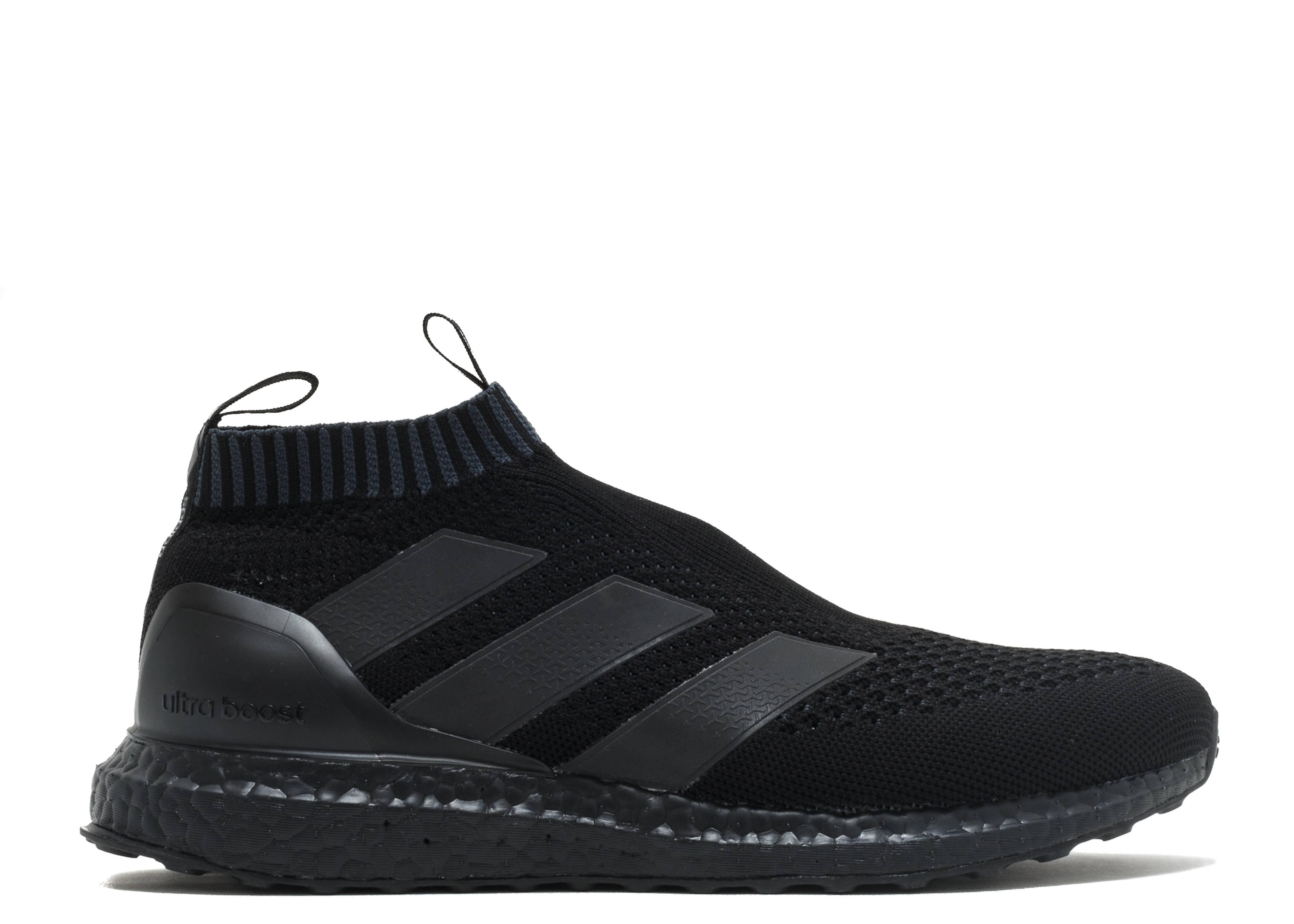 ayer a pesar de plan de estudios  Ace 16+ Pure Control UltraBoost 'Triple Black' - Adidas - BY9088 - core  black/core black/core black | Flight Club