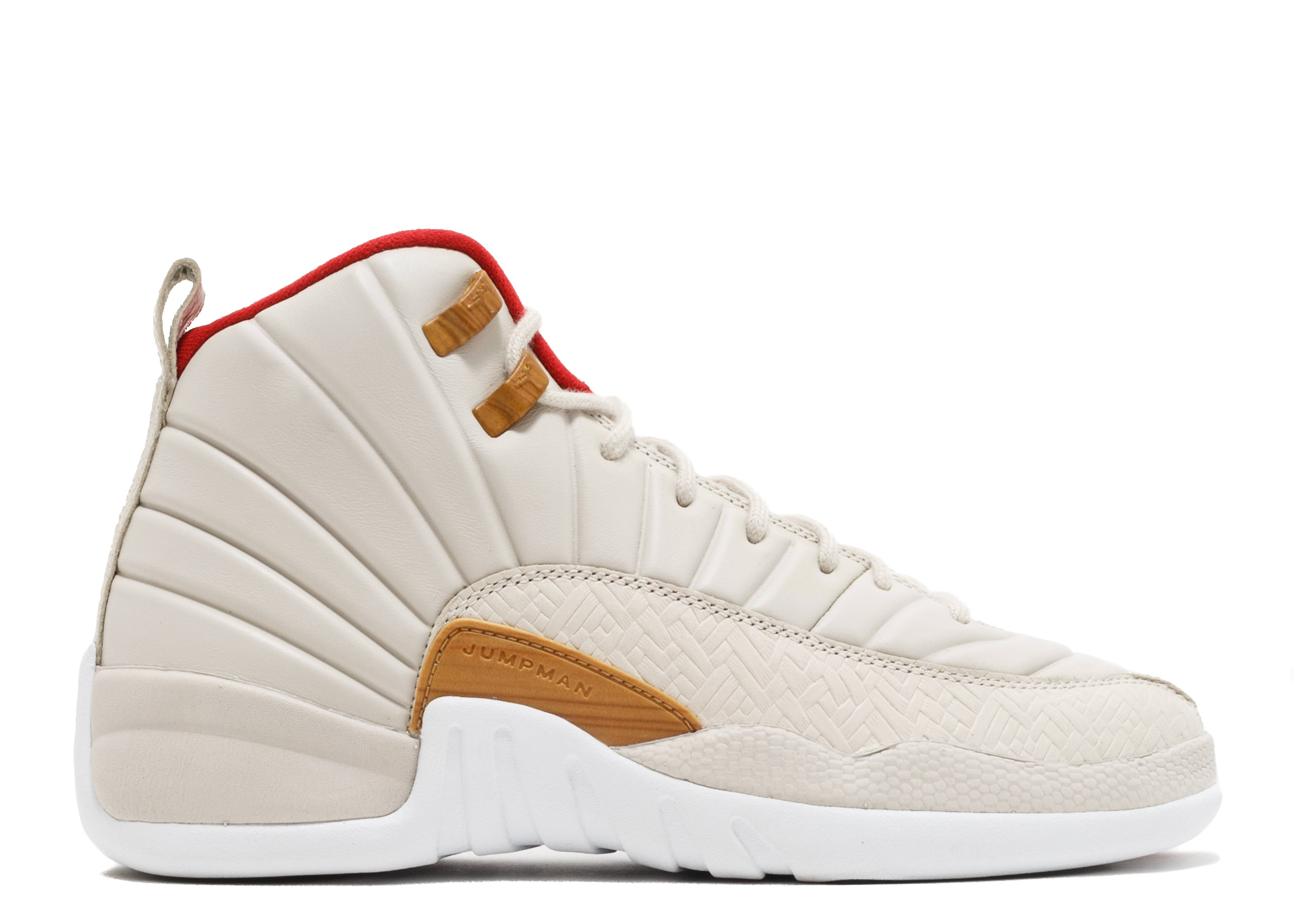 "air jordan 12 retro cny gg (gs) ""chinese new year"""