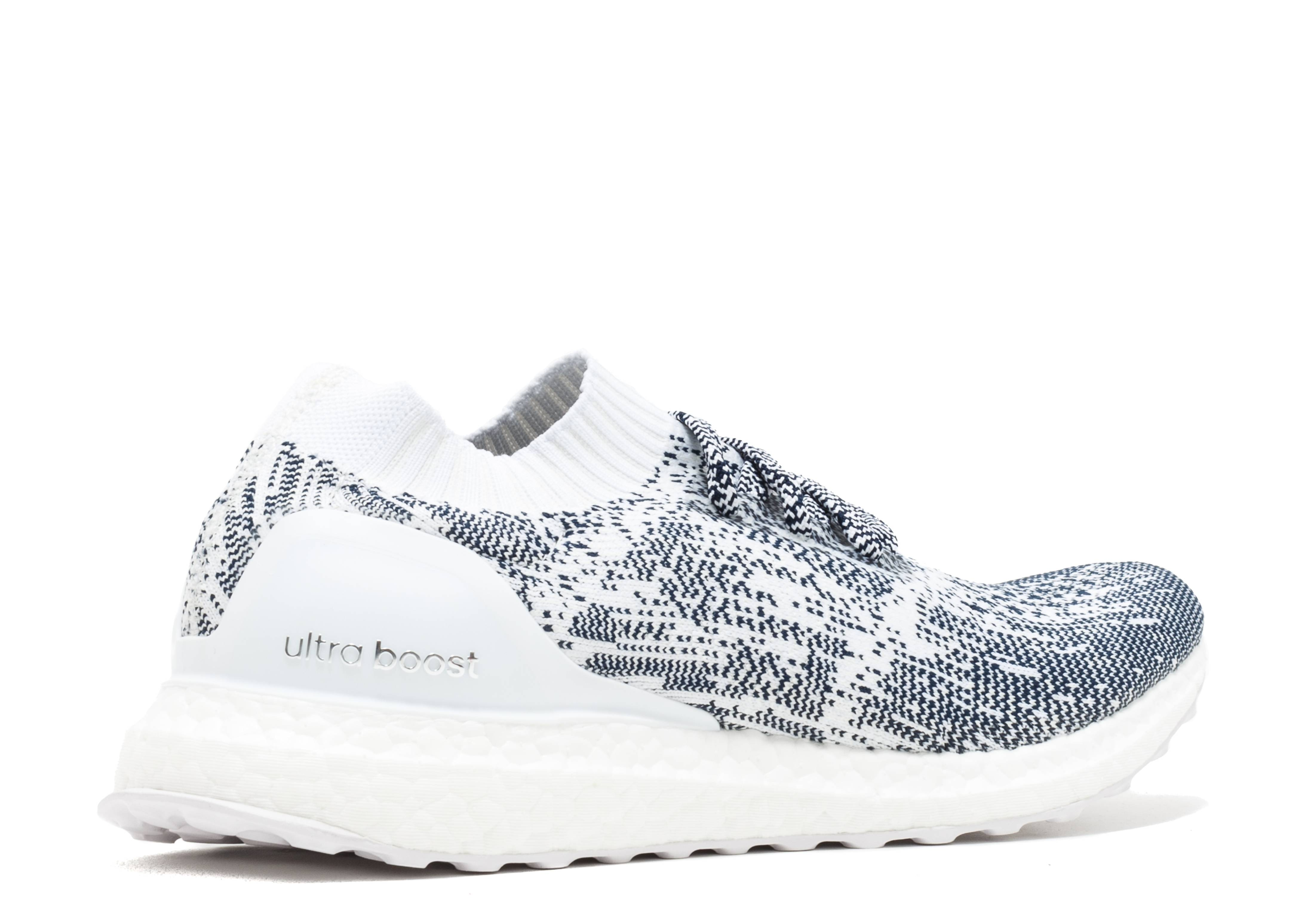 d69420e2f275e Adidas Ultra Boost Uncaged Non Dyed White Oreo - 3