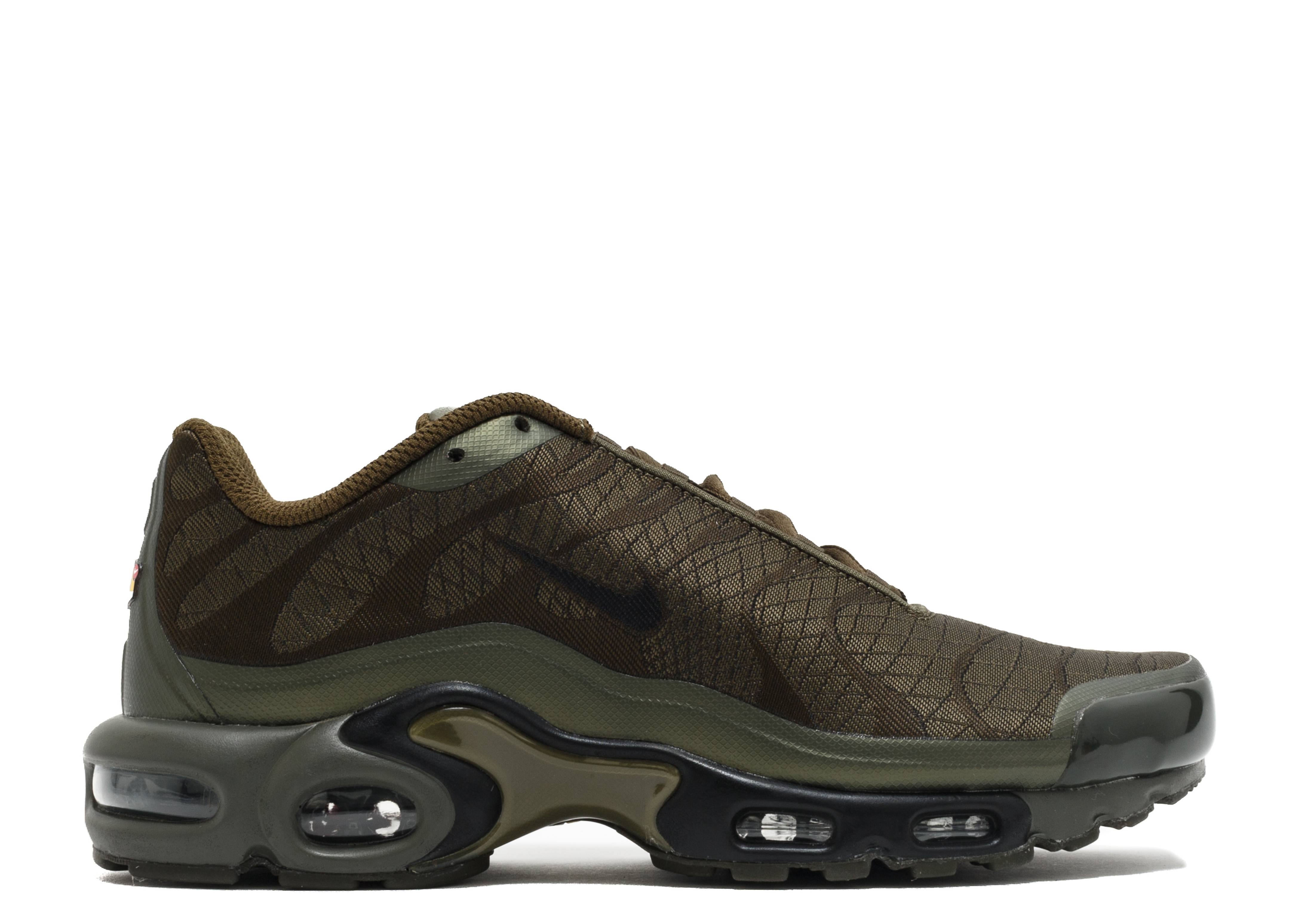 buy popular dd271 71fd1 nike. Air Max Plus Jacquard  Medium Olive