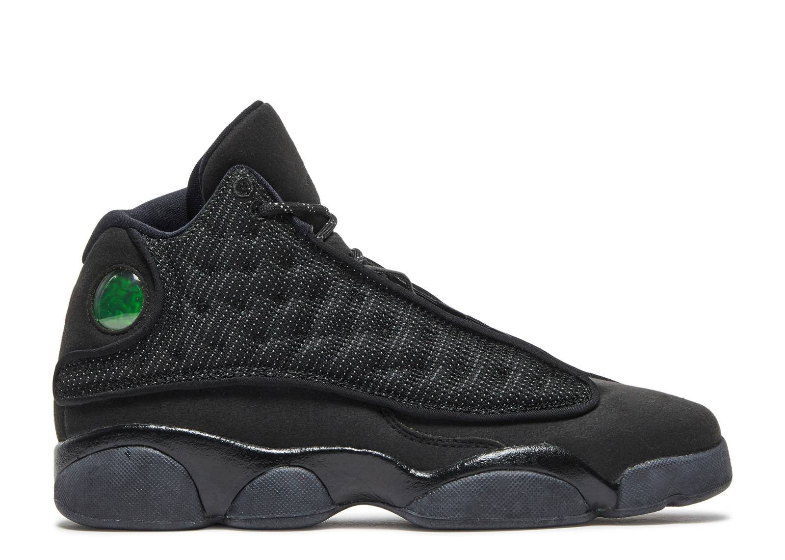 "air jordan 13 retro bg  (gs) ""black cat"""
