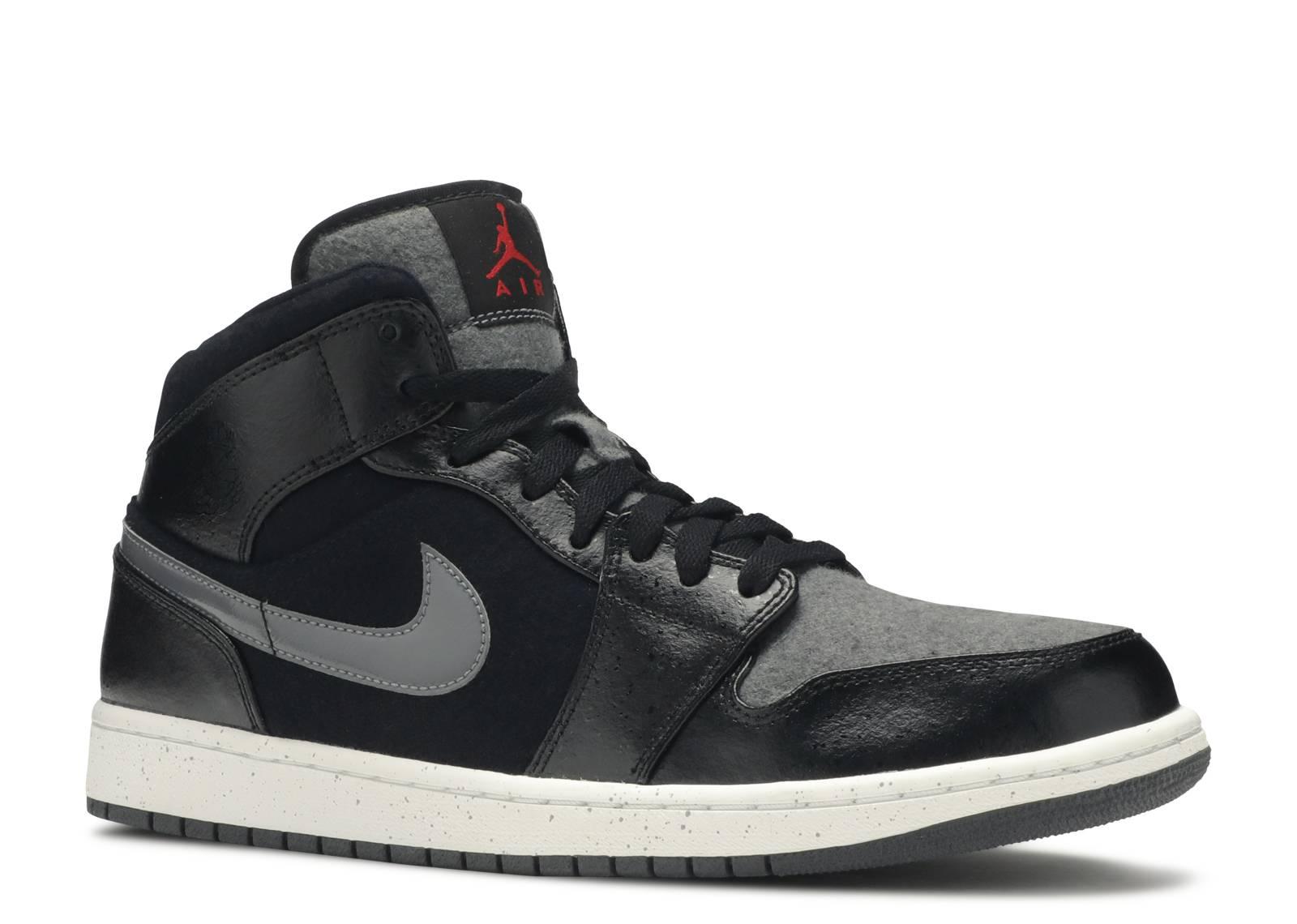 newest 0d3e1 68290 Jordan 1 - Air Jordan - 852542 001 - black gym red- dark grey- white    Flight Club