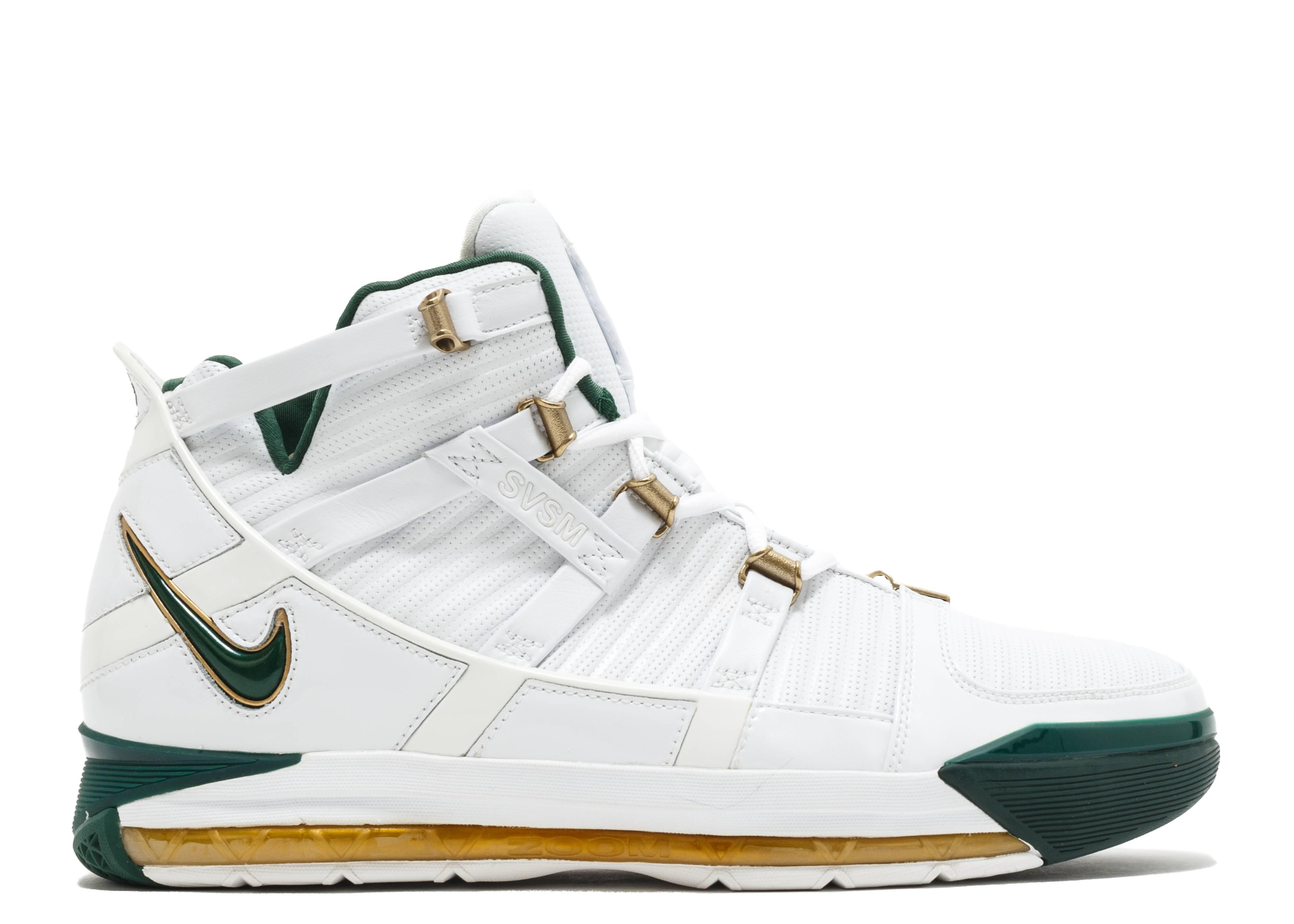d12c242be6f Nike Zoom Lebron 3 Pe